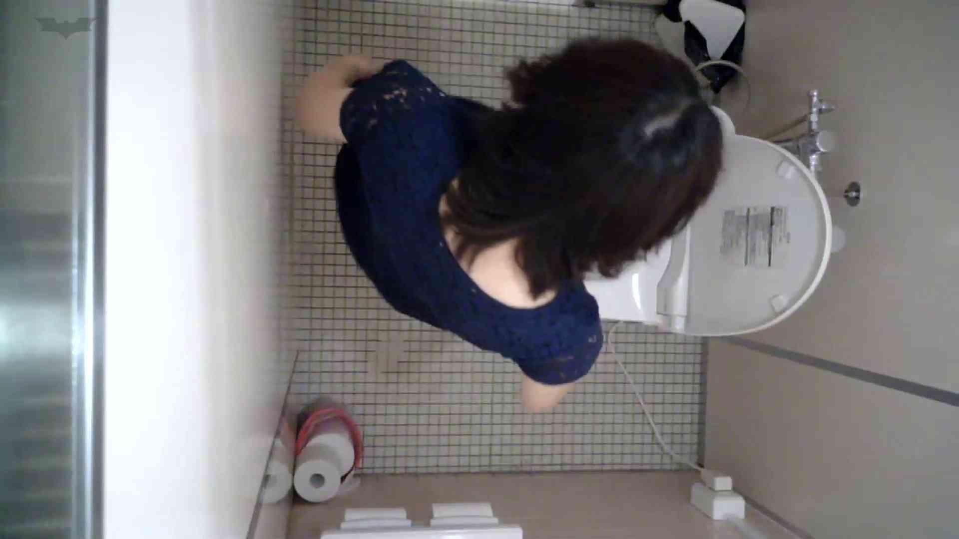 有名大学女性洗面所 vol.50 個室には3つの「目」があるみたいです。 排泄  94連発 12