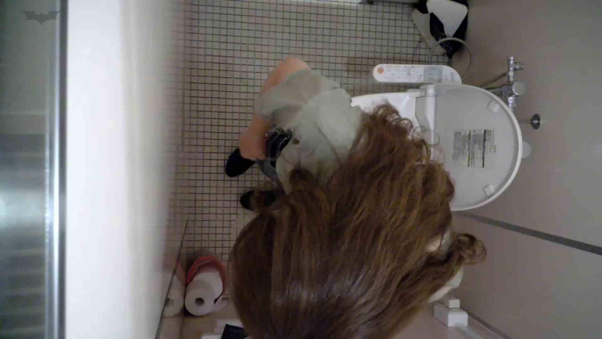 有名大学女性洗面所 vol.50 個室には3つの「目」があるみたいです。 排泄  94連発 24