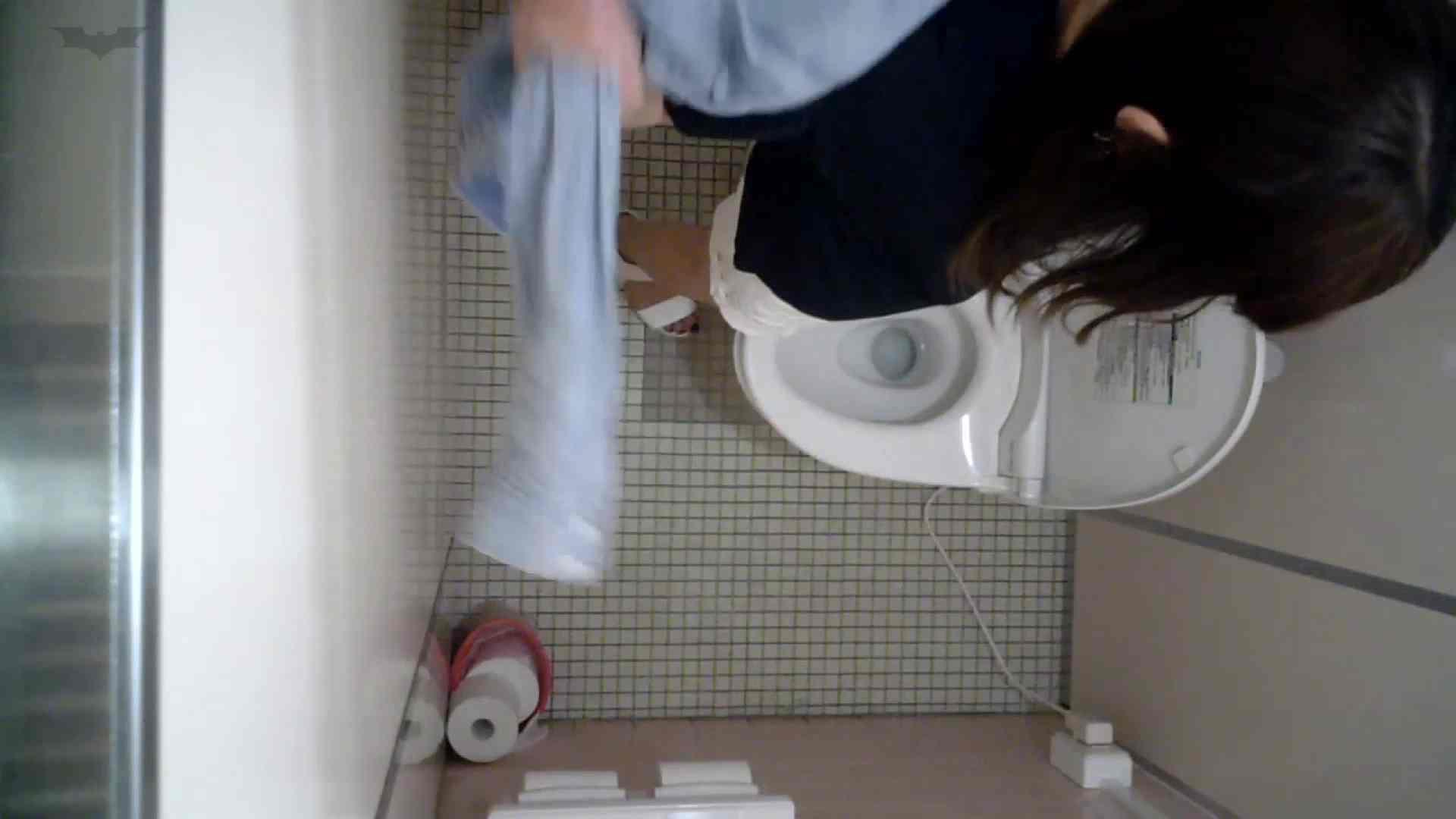 有名大学女性洗面所 vol.50 個室には3つの「目」があるみたいです。 エッチすぎるOL達 われめAV動画紹介 94連発 92