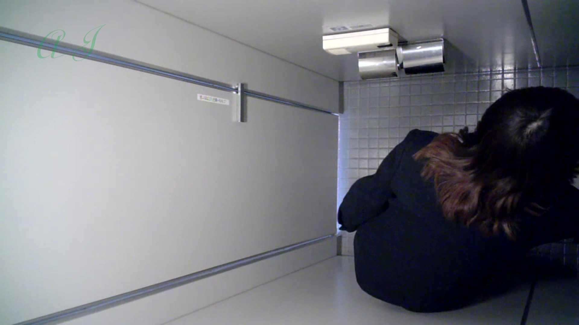 【17位 2016】有名大学女性洗面所 vol.60 和式で踏ん張り中 のぞき動画画像 107連発 29