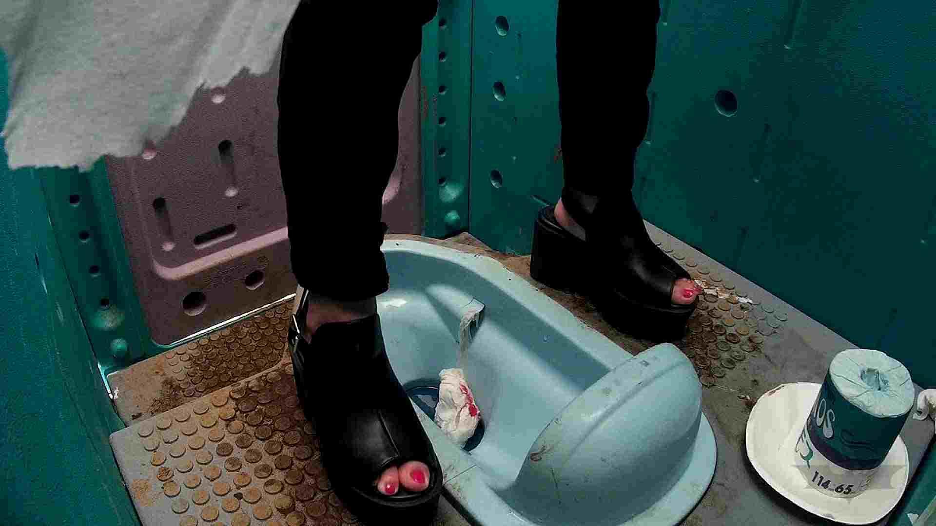 痴態洗面所 Vol.06 中が「マジヤバいヨネ!」洗面所 エッチすぎるOL達 | 洗面所  58連発 17