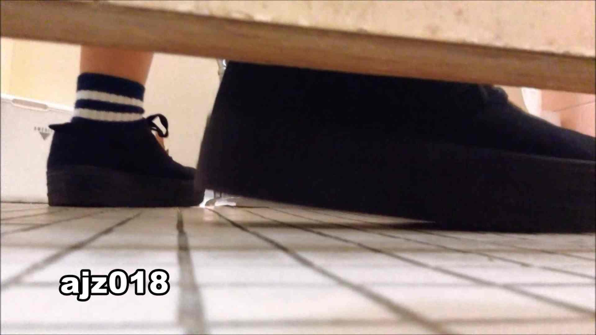 おまんこ丸見え:某有名大学女性洗面所 vol.18:怪盗ジョーカー