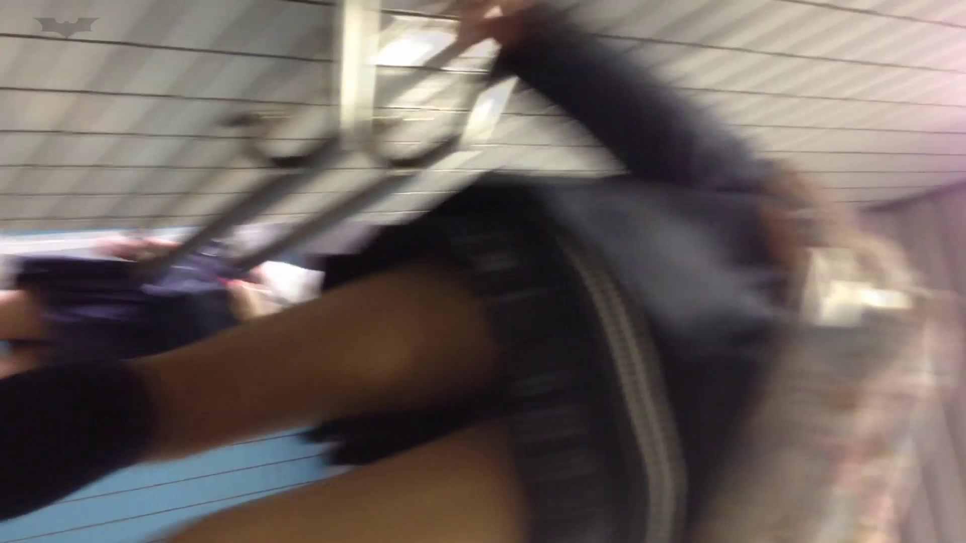 階段パンチラ Vol.09 パンツ スケベ動画紹介 50連発 35