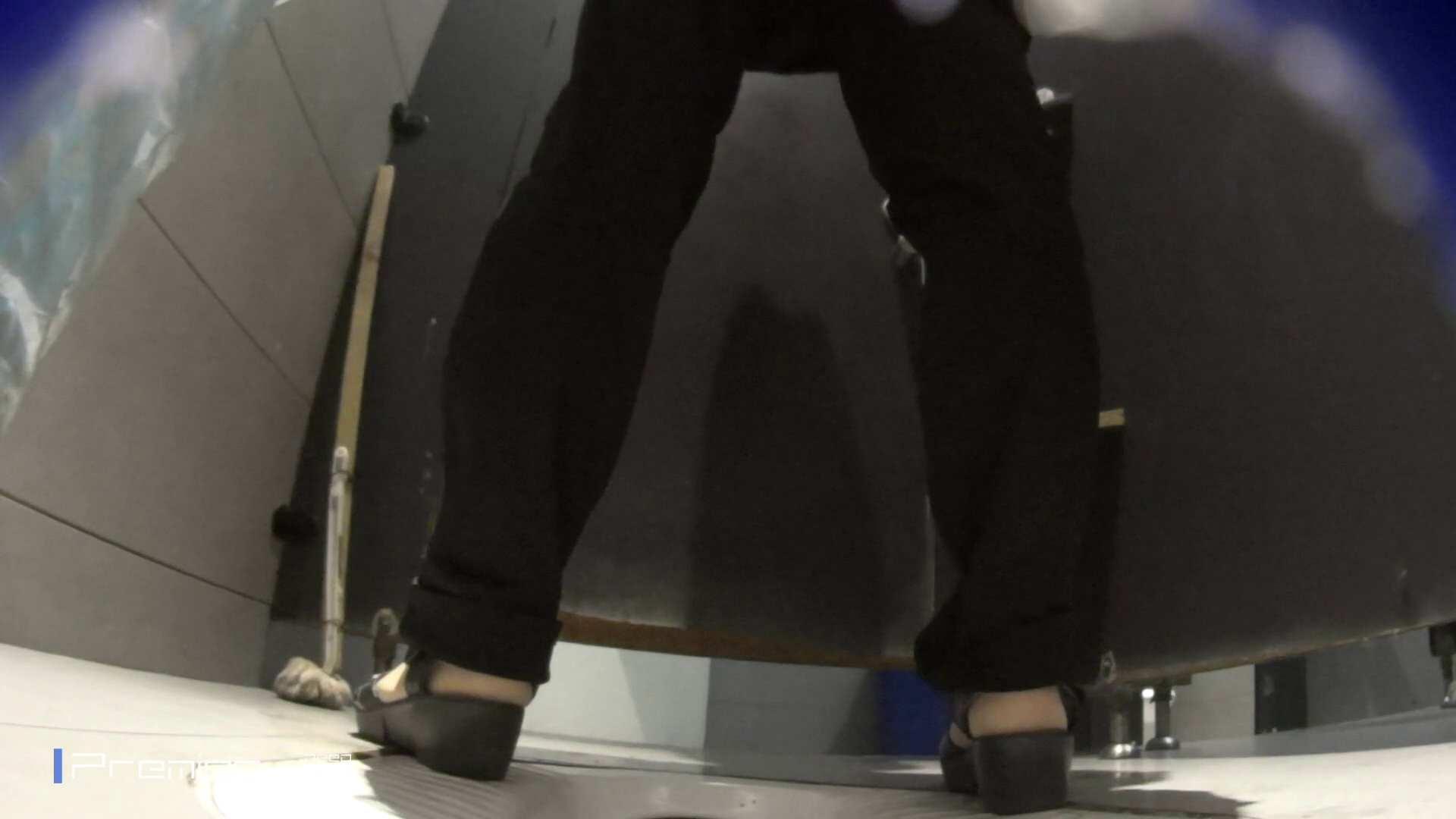 ショートカット黒髪お女市さん 大学休憩時間の洗面所事情61 盗撮映像大放出 盗撮動画紹介 50連発 22