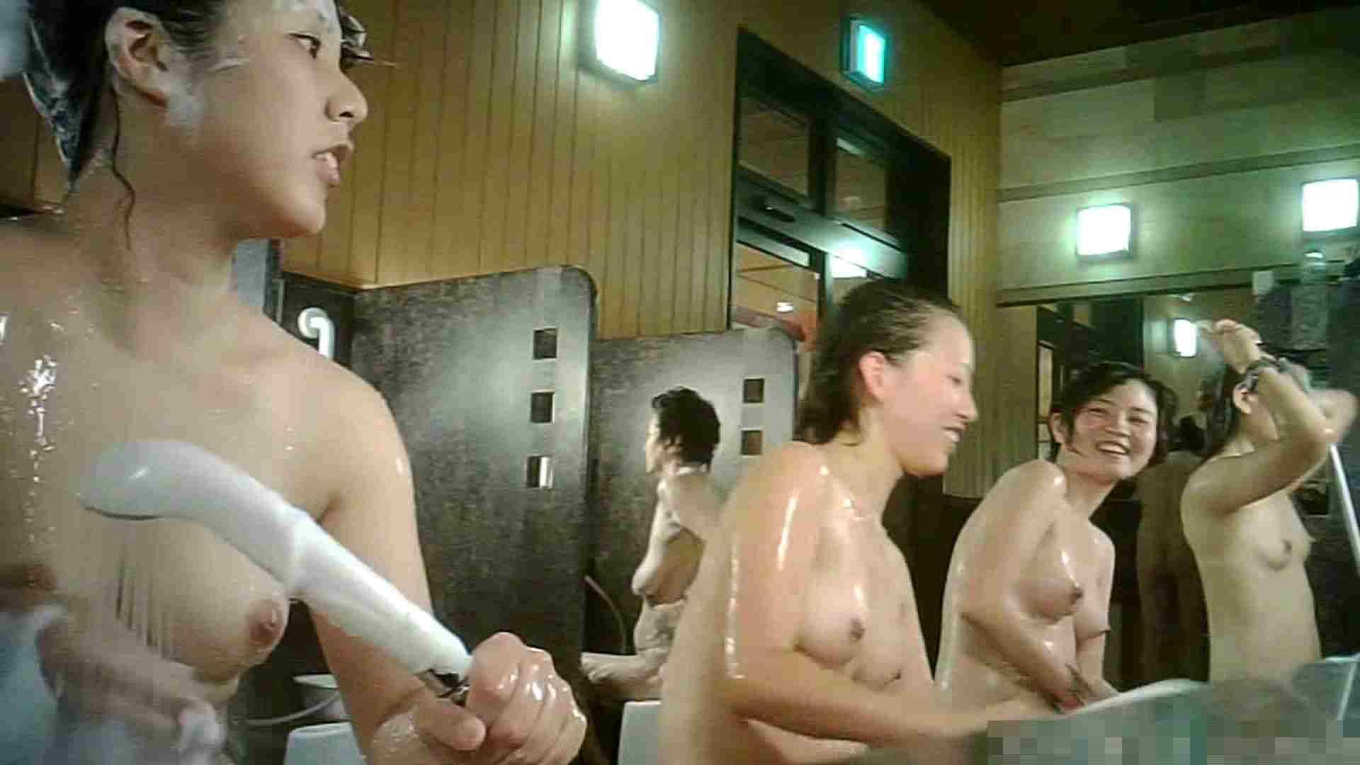 No.7 洗い場!!最近の嬢はオッパイ綺麗です。こちらも8個! 銭湯特撮  85連発 48