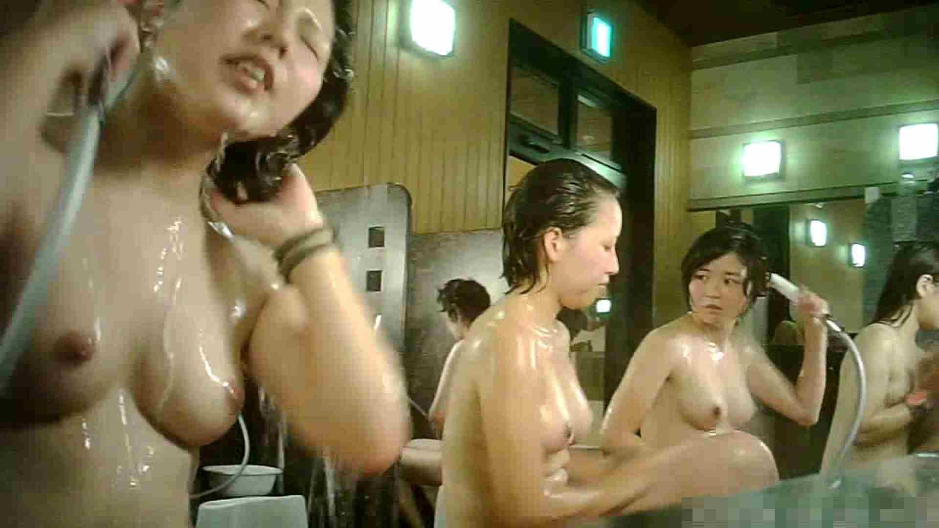 No.7 洗い場!!最近の嬢はオッパイ綺麗です。こちらも8個! 銭湯特撮  85連発 56