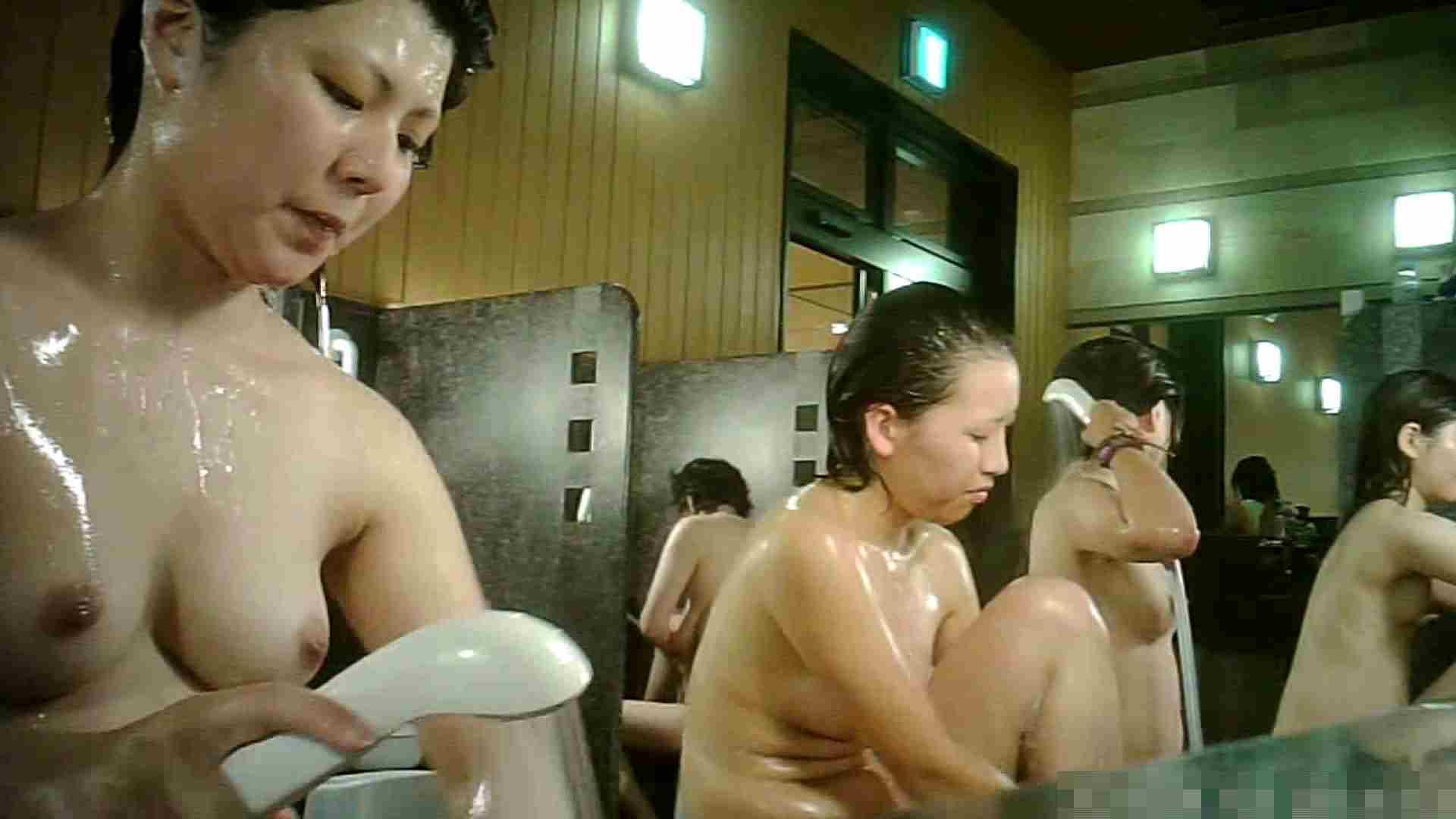No.7 洗い場!!最近の嬢はオッパイ綺麗です。こちらも8個! 銭湯特撮 | エロくん潜入  85連発 57