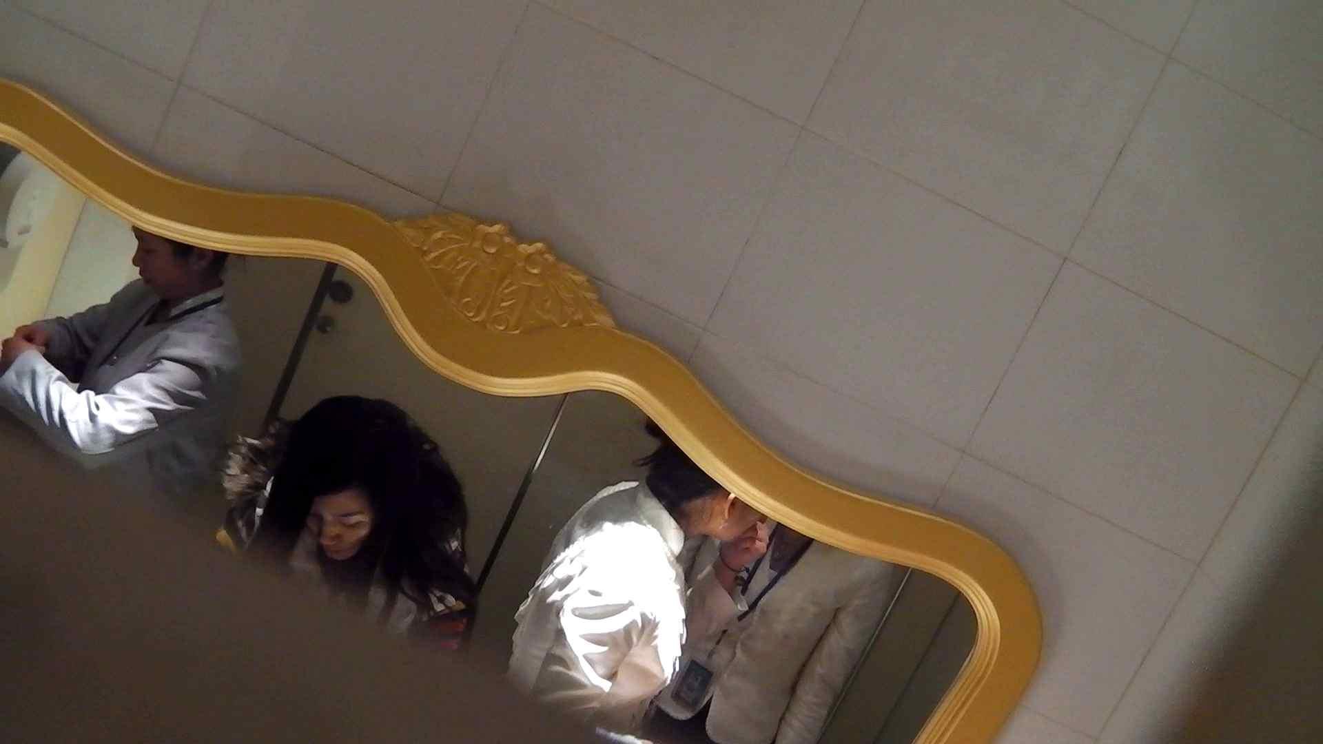 洗寿観音さんの 化粧室は四面楚歌Nol.3 エッチすぎるOL達   洗面所  14連発 9