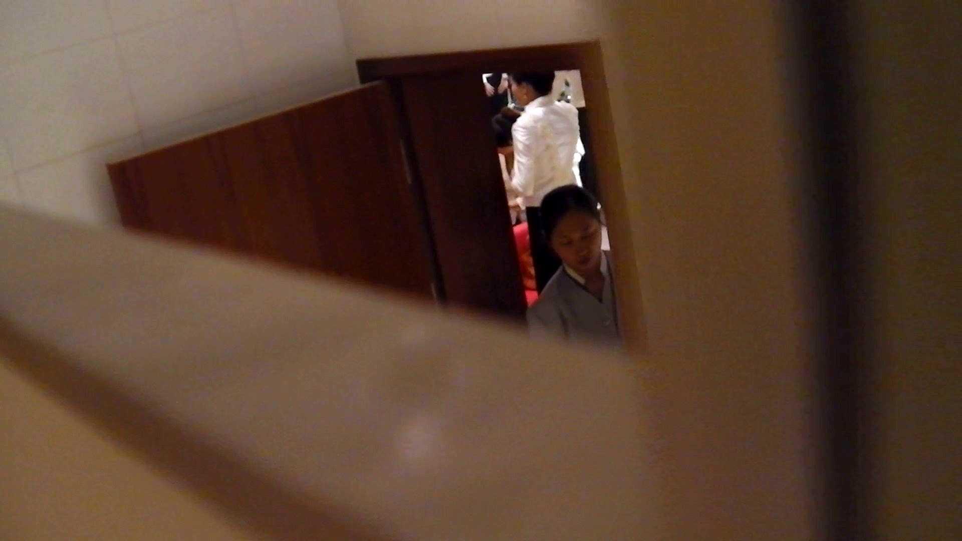 おまんこ丸見え:洗寿観音さんの 化粧室は四面楚歌Nol.3:怪盗ジョーカー