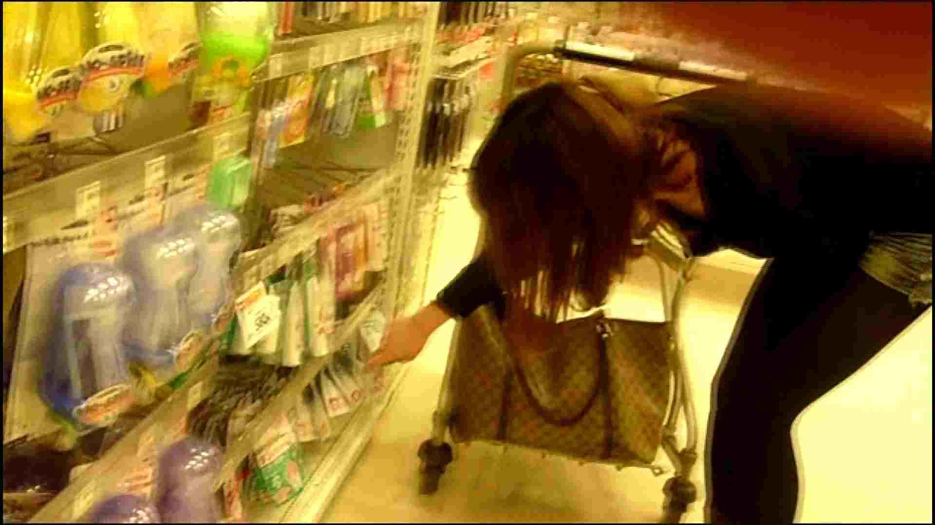 NO.1 ベビーコーナーにいた美人ママさん チラ AV無料 28連発 8