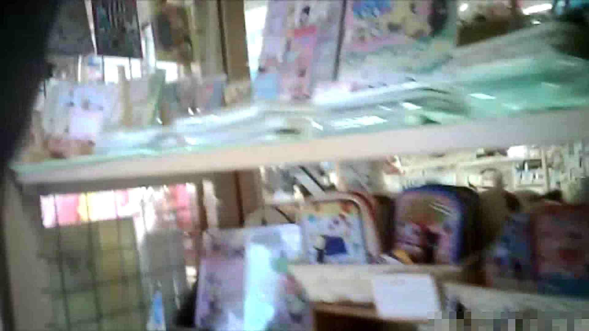 NO.6 雑貨屋で買い物中のガーリーな女の子 チラ  100連発 30