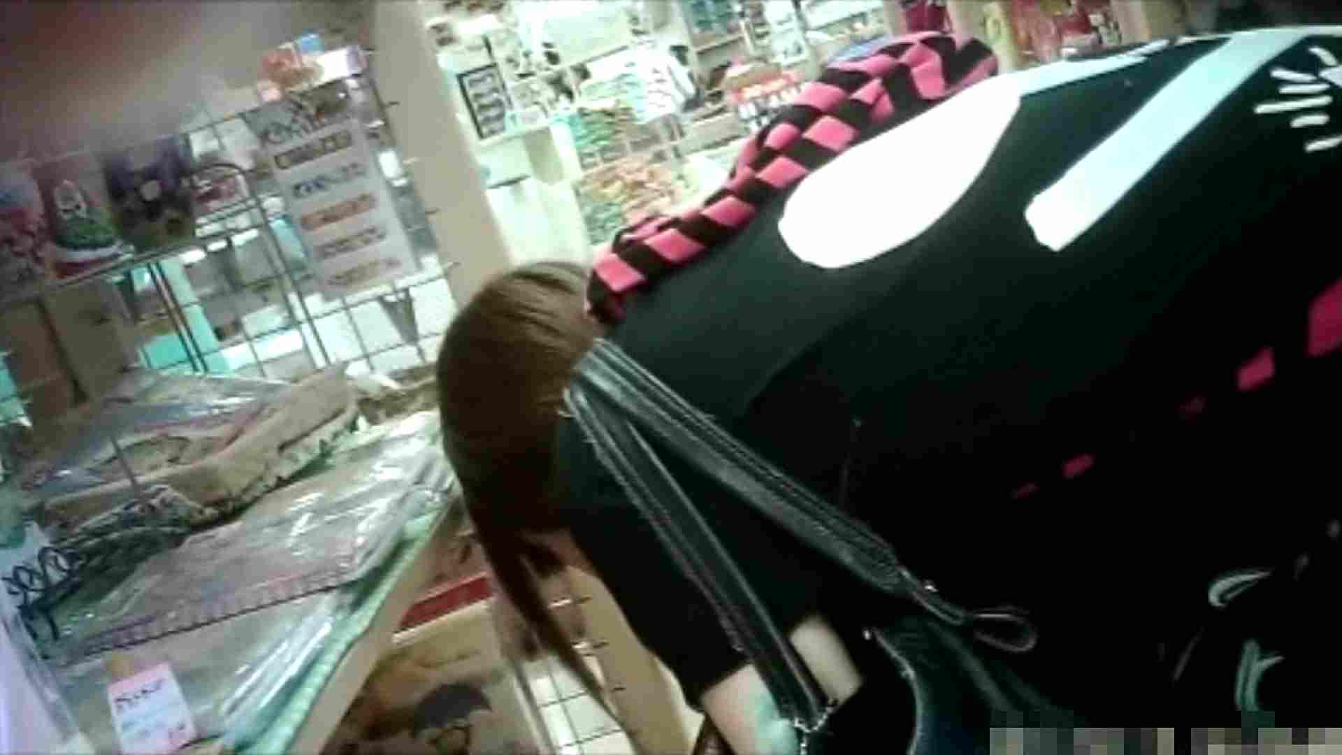 NO.6 雑貨屋で買い物中のガーリーな女の子 チラ  100連発 52