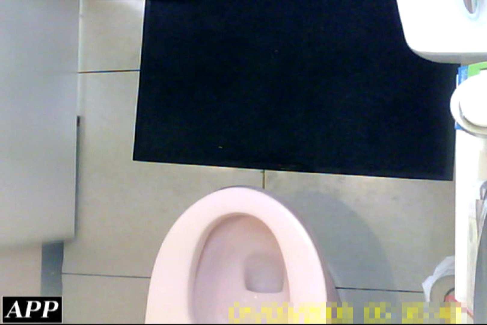 3視点洗面所 vol.120 肛門大好き 性交動画流出 66連発 59