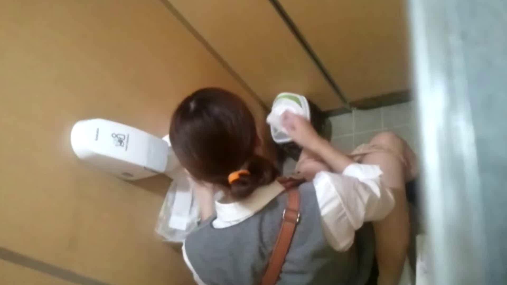 化粧室絵巻 商い場編 VOL.08 エッチすぎるOL達  88連発 10