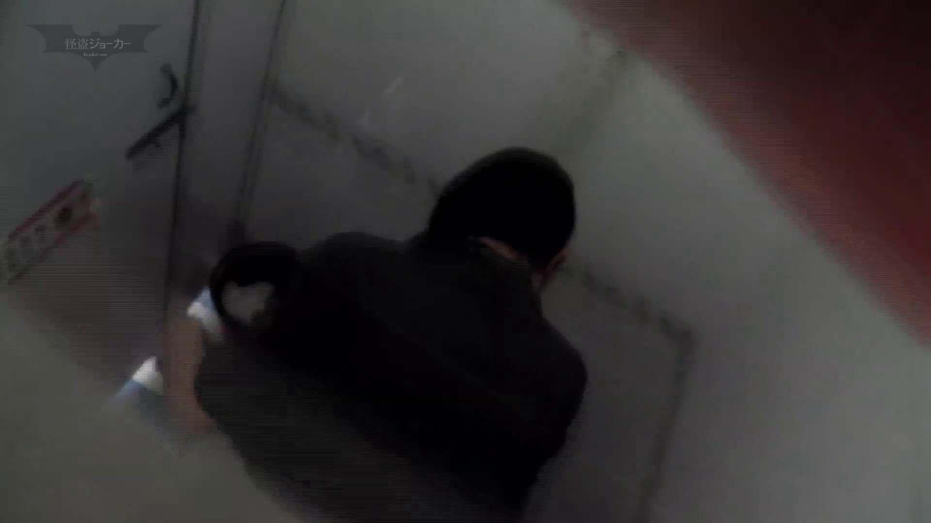 おまんこ丸見え:下からノゾム vol.031 扉を壊しみたら、漏れそうな子が閉じずに入ってくれた:怪盗ジョーカー