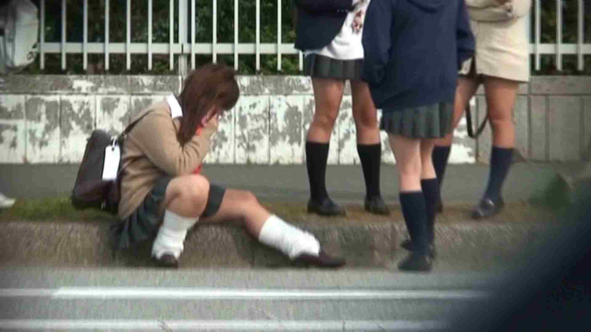 望遠パンチラNo12 学校の中は、、 ワレメ動画紹介 93連発 4