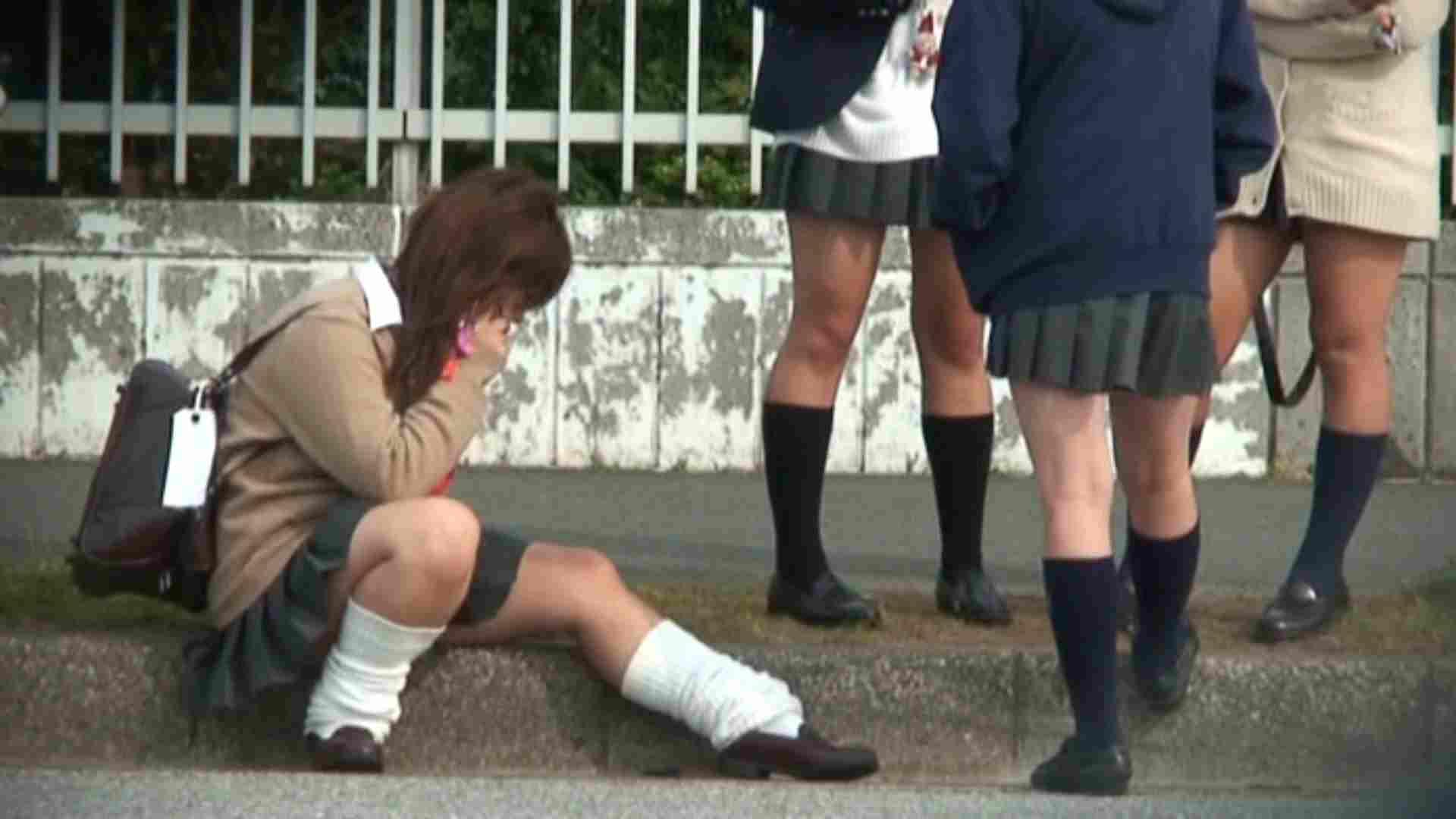 望遠パンチラNo12 学校の中は、、 ワレメ動画紹介 93連発 29