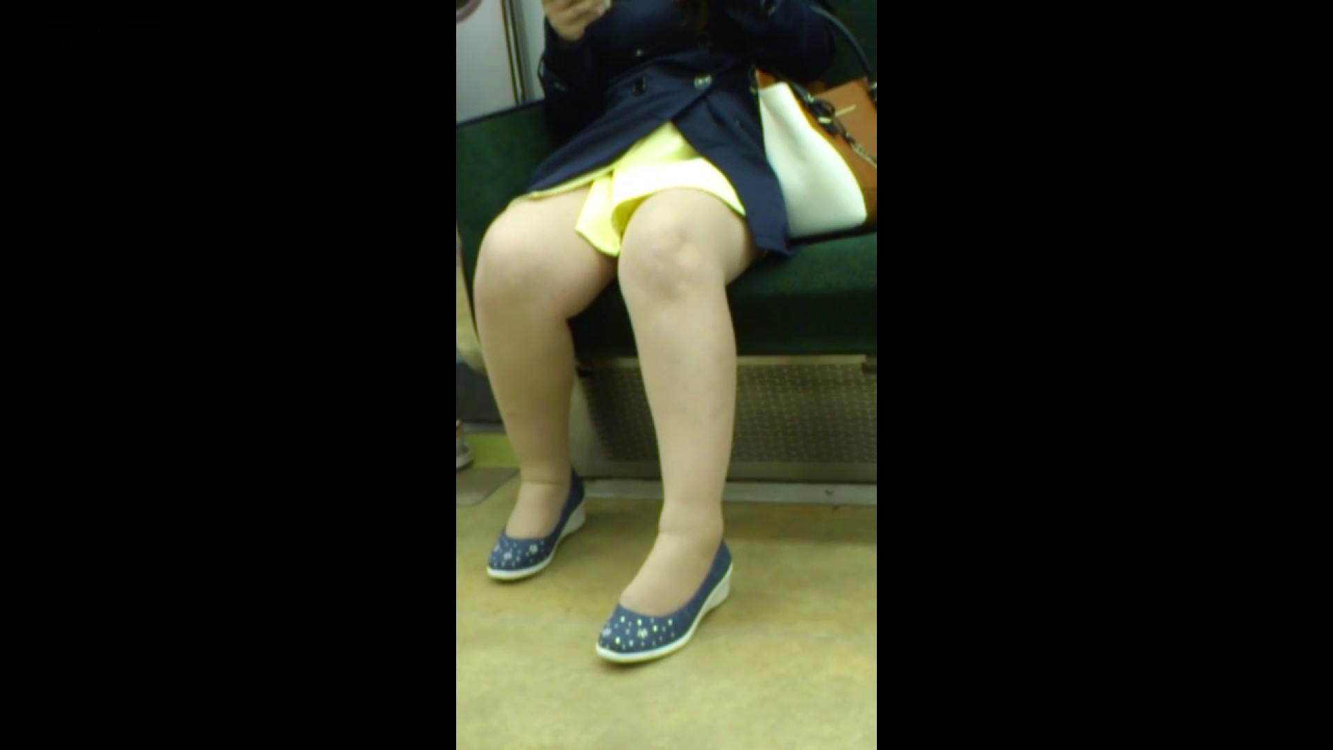 盗撮列車 Vol.54 春色の黄色のスカート エッチすぎるOL達  88連発 21