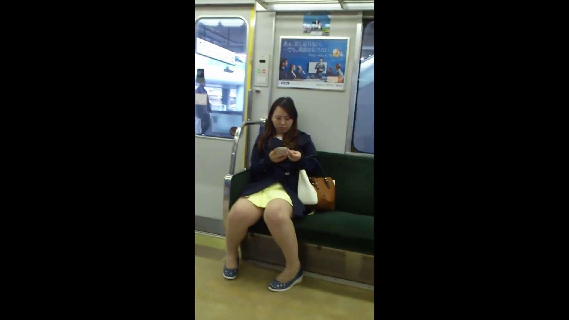 盗撮列車 Vol.54 春色の黄色のスカート エッチすぎるOL達  88連発 78