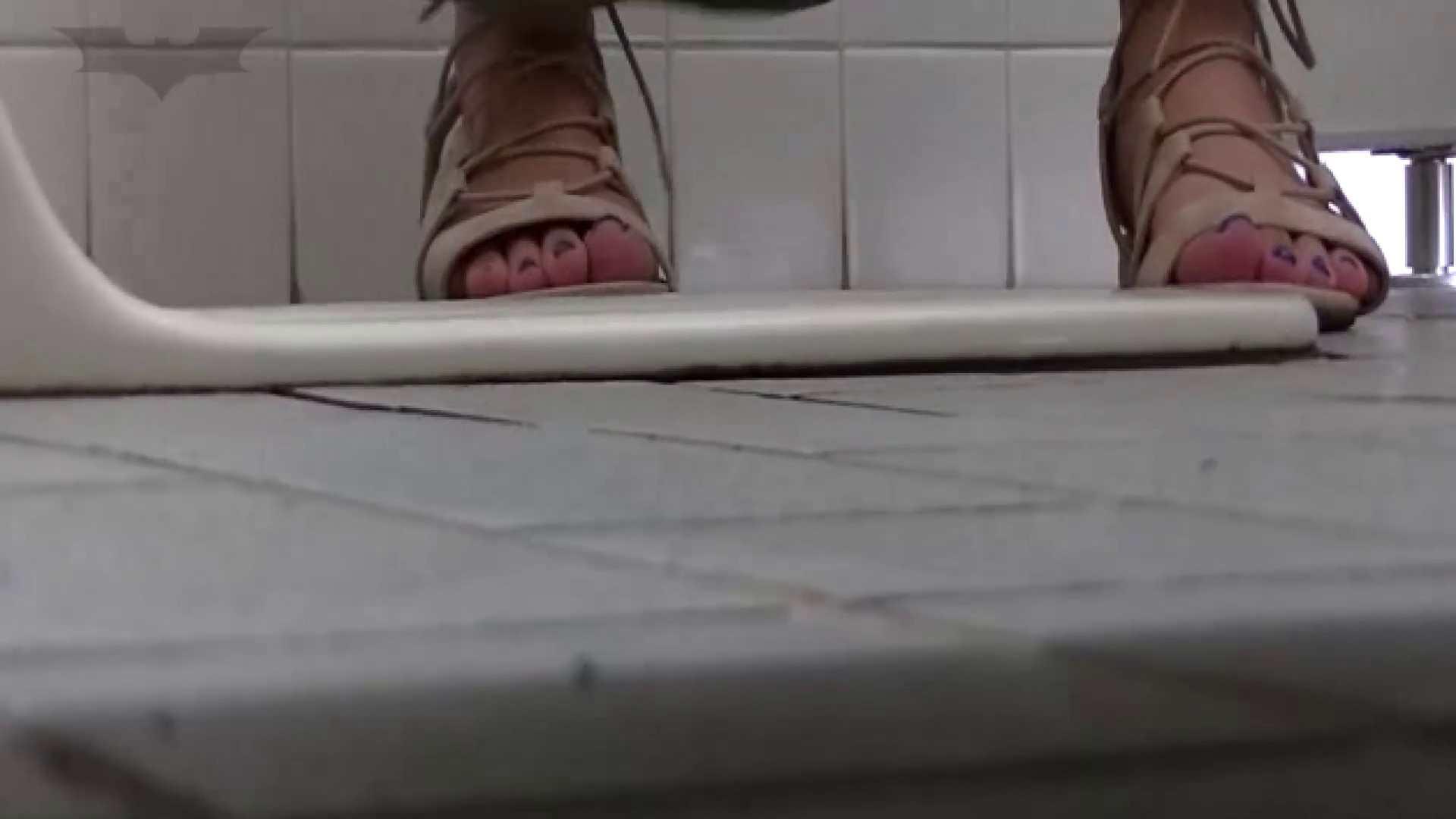 夏の思い出浜辺トイレ盗撮Vol.22 エロくん潜入 ワレメ動画紹介 78連発 73