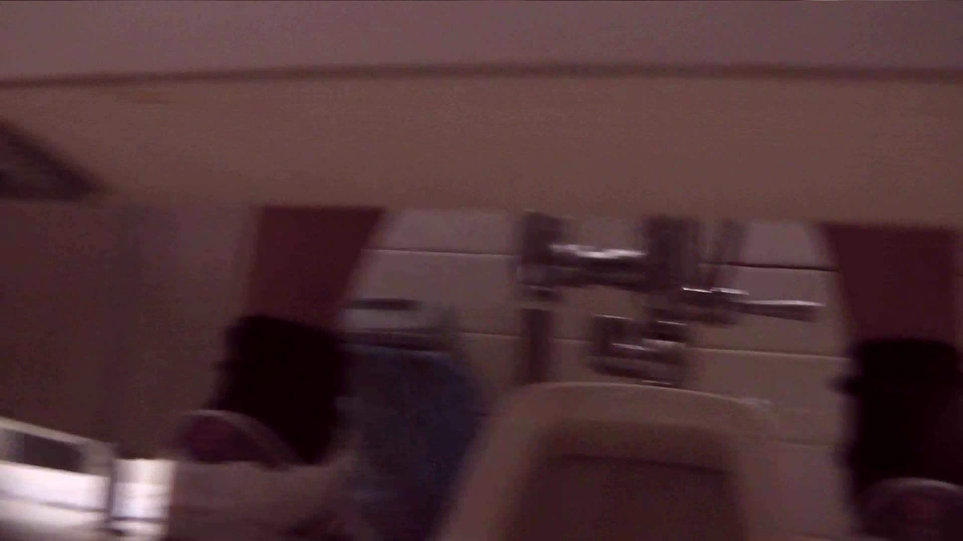お銀さんの「洗面所突入レポート!!」Nol.14 エッチすぎるOL達 のぞき動画画像 89連発 50