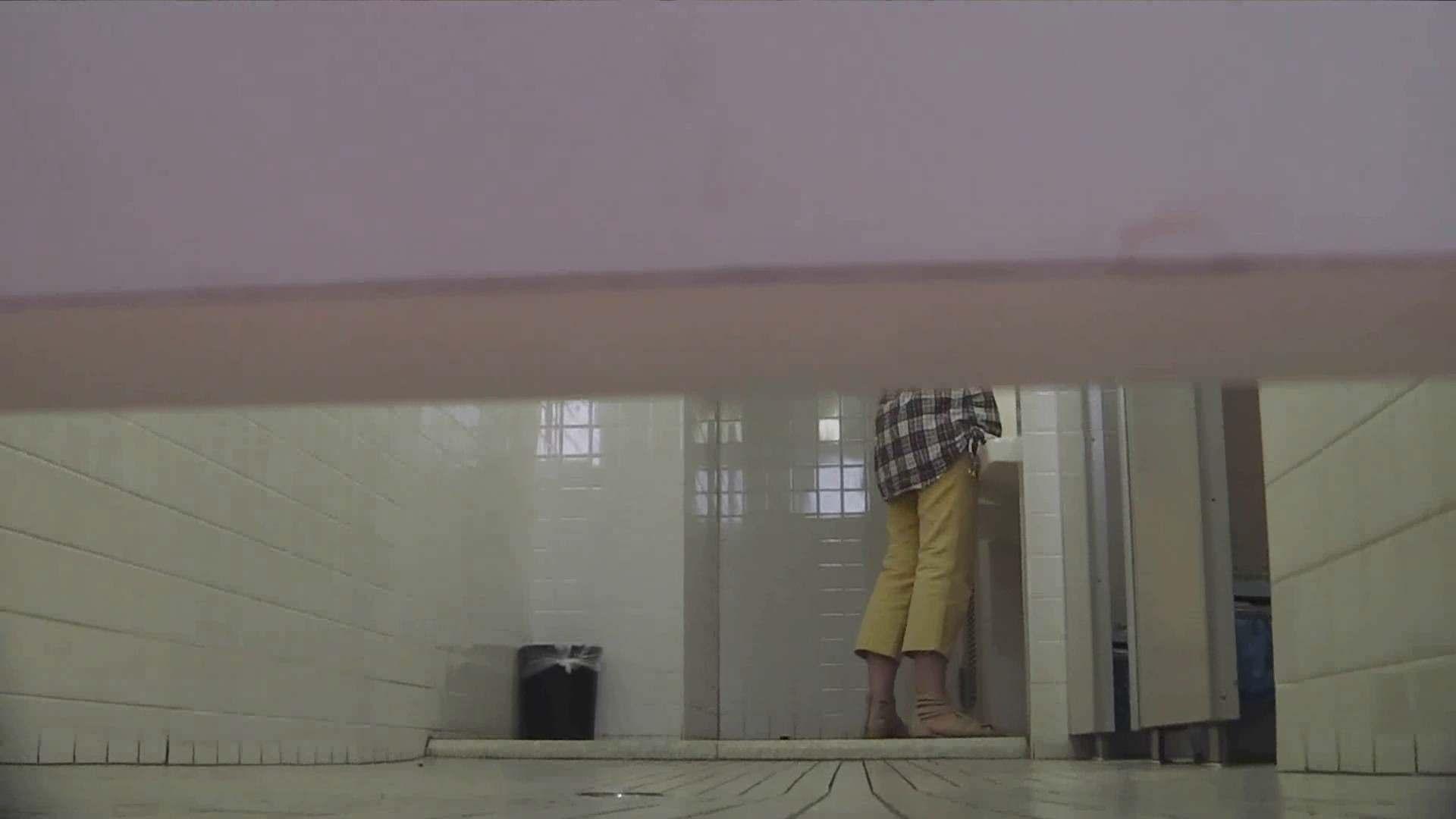 お銀さんの「洗面所突入レポート!!」 vol.30 粒ぞろい 美人 オマンコ動画キャプチャ 79連発 65