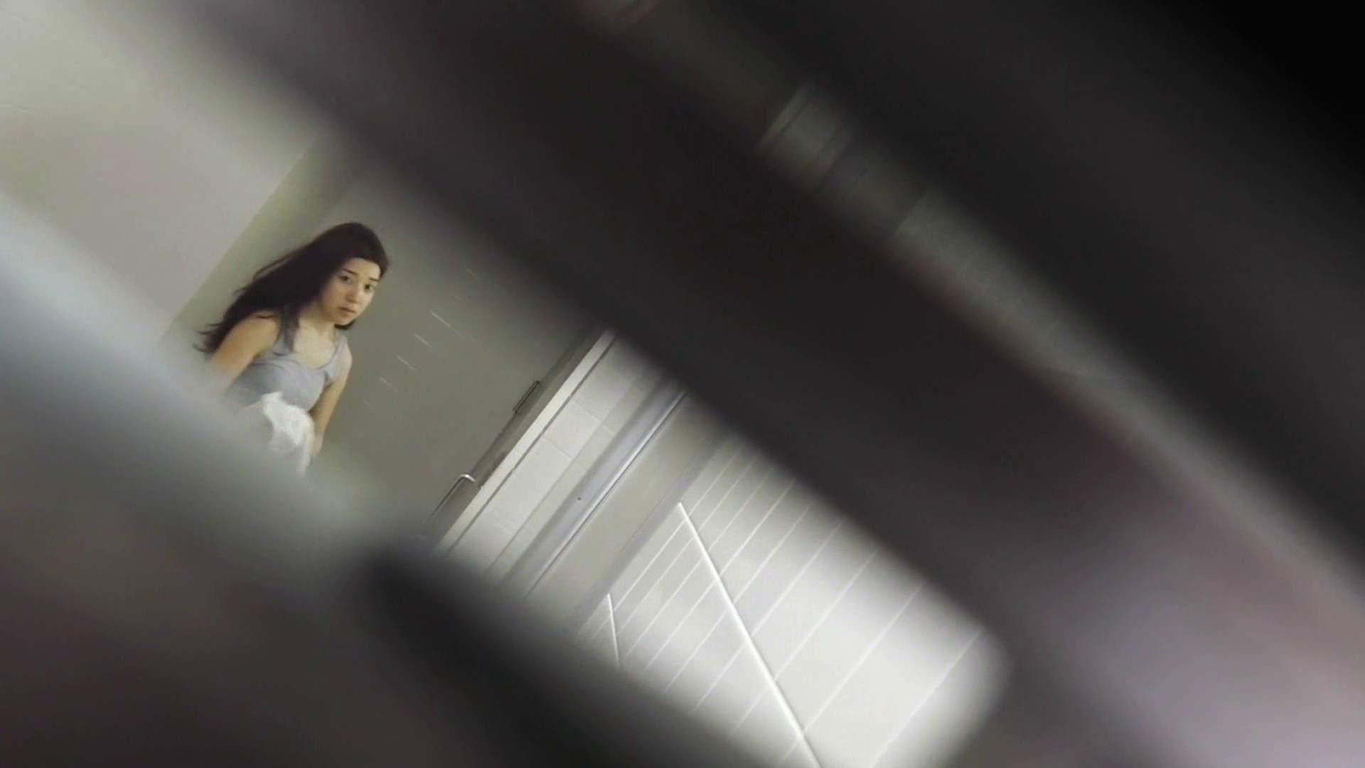 お銀さんの「洗面所突入レポート!!」 vol.30 粒ぞろい 洗面所  79連発 78