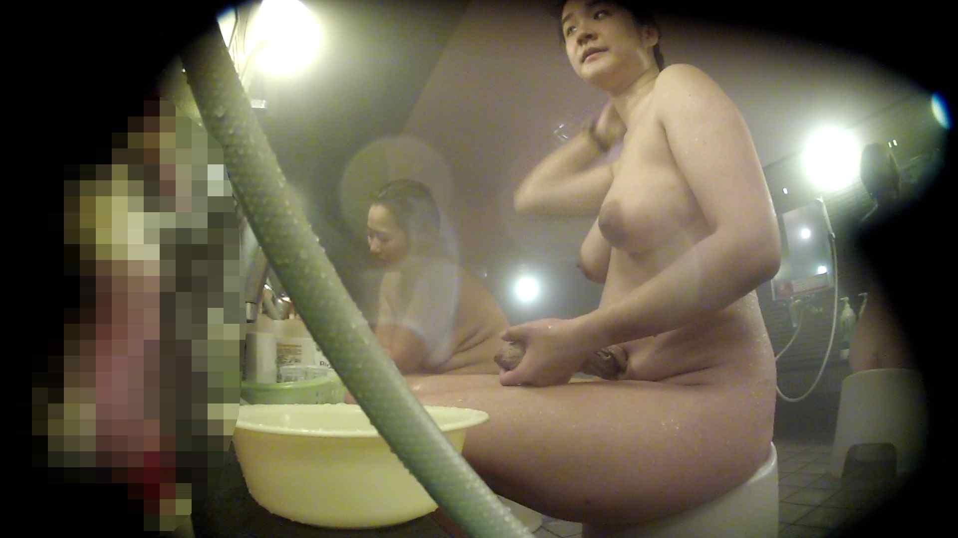 ハイビジョン 洗い場!豊満な乳が大地へと・・・乳輪の大きさは人それぞれ 銭湯特撮 | エロくん潜入  91連発 7