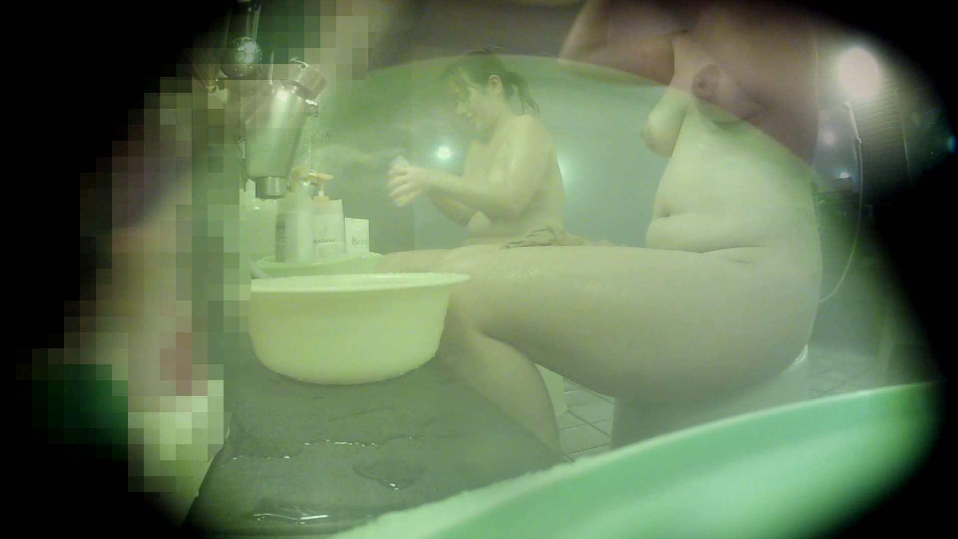 ハイビジョン 洗い場!豊満な乳が大地へと・・・乳輪の大きさは人それぞれ 銭湯特撮  91連発 38