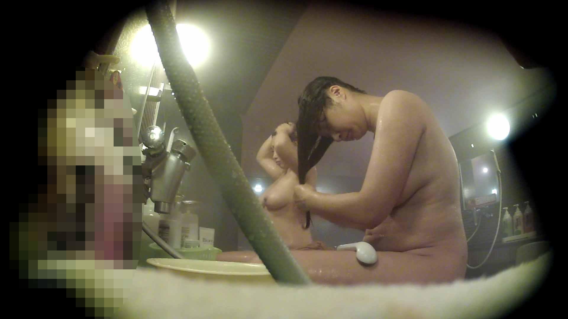 ハイビジョン 洗い場!豊満な乳が大地へと・・・乳輪の大きさは人それぞれ 銭湯特撮  91連発 52
