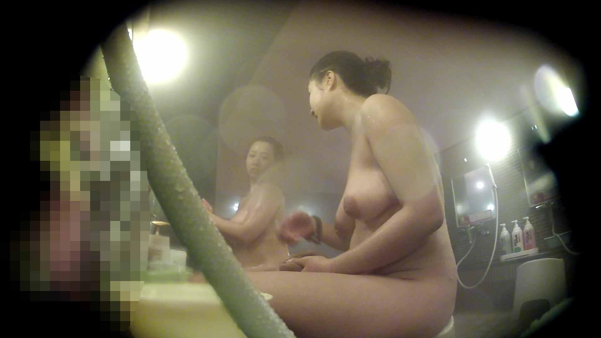 ハイビジョン 洗い場!豊満な乳が大地へと・・・乳輪の大きさは人それぞれ 銭湯特撮 | エロくん潜入  91連発 73