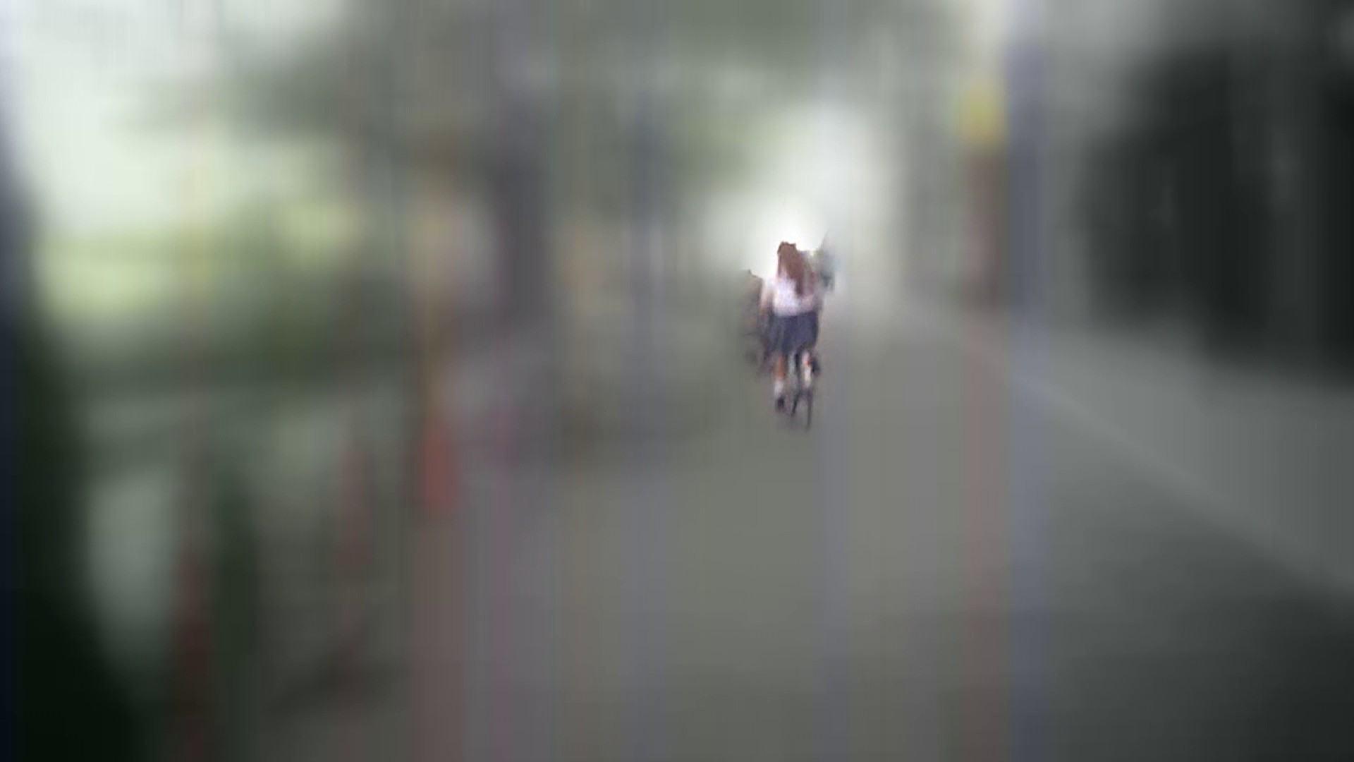 自転車パンチラ Vol.07 チラ えろ無修正画像 38連発 9