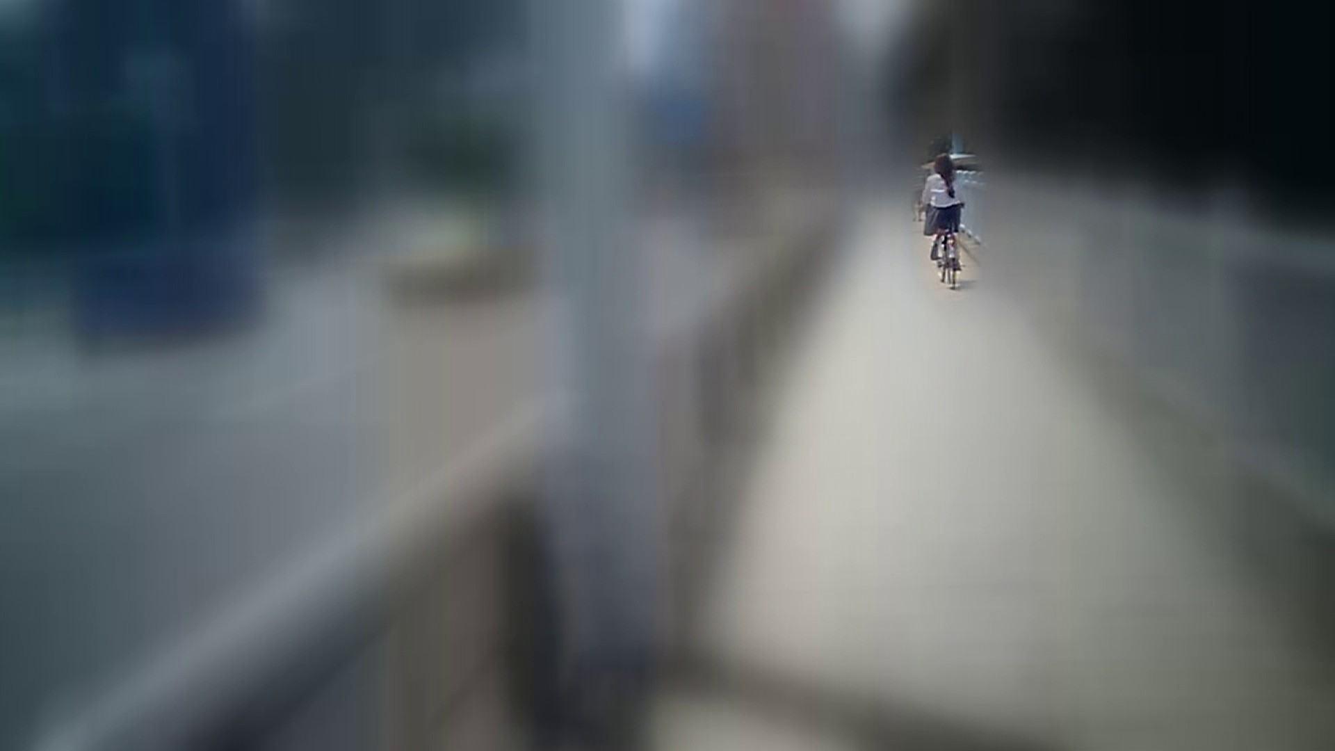 自転車パンチラ Vol.07 チラ えろ無修正画像 38連発 15