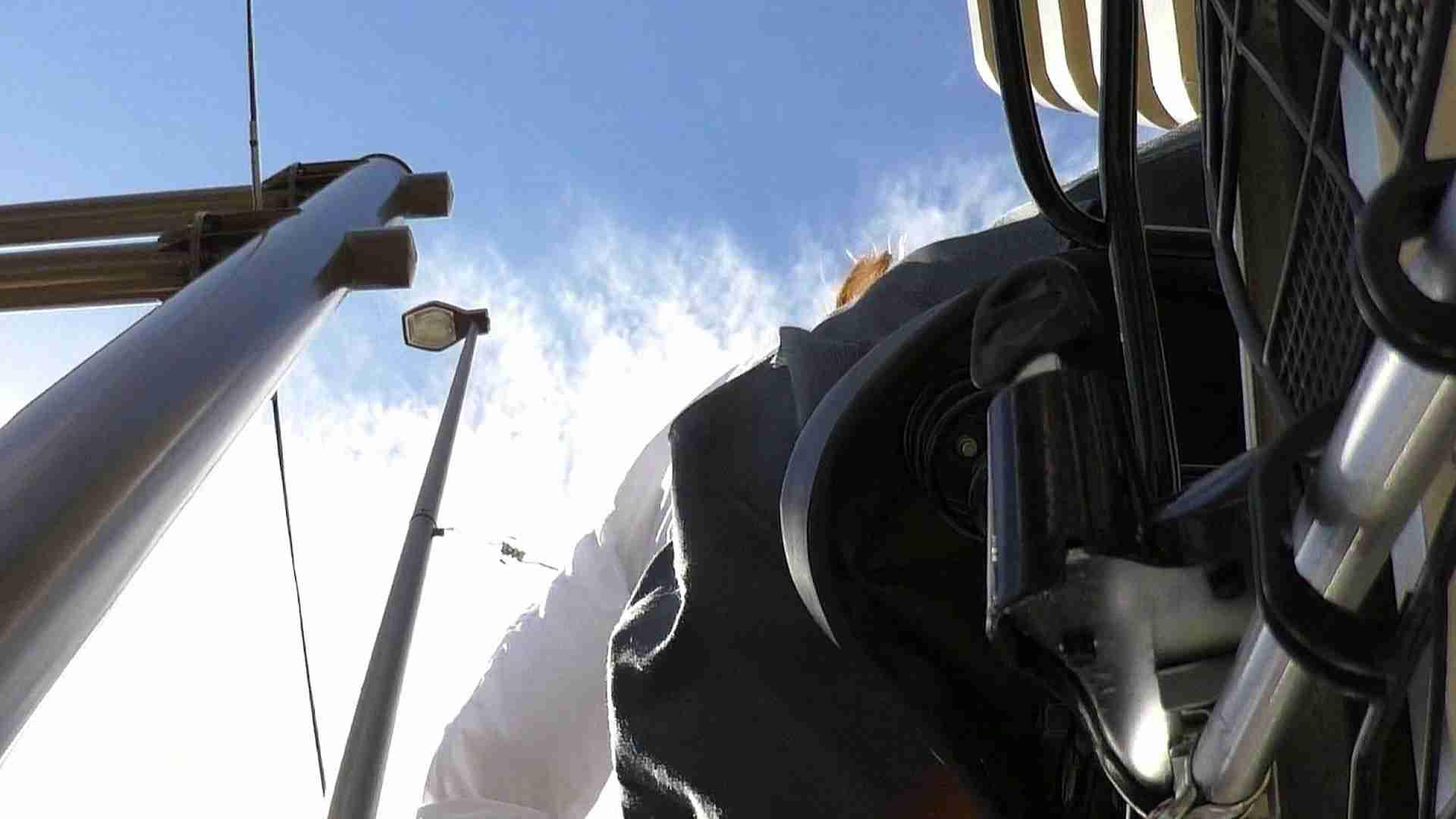 自転車パンチラ Vol.07 パンチラ | おしりギャル  38連発 19