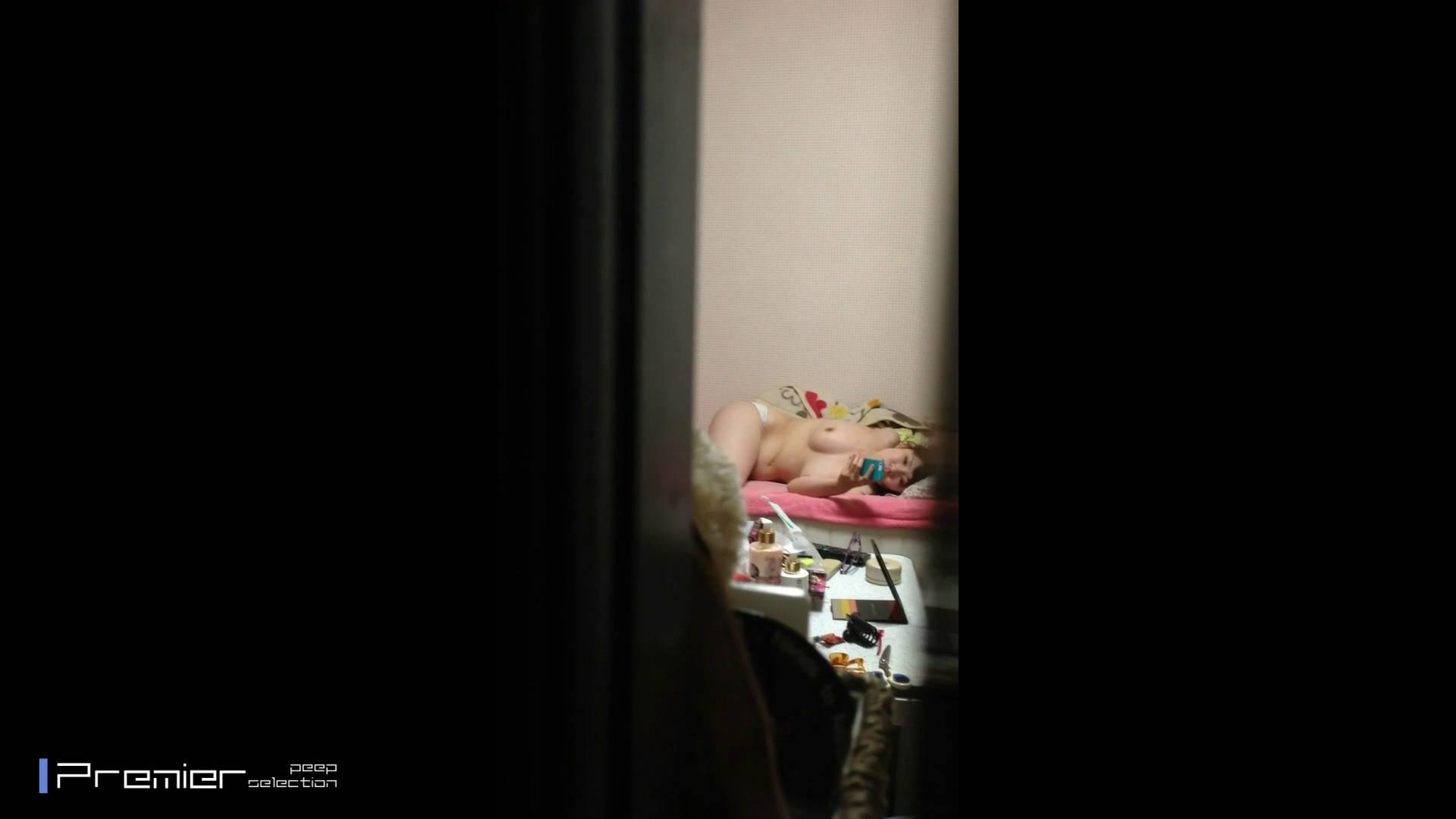 美女達の私生活に潜入!美容師の一人暮らしはエロかった 高画質  97連発 12