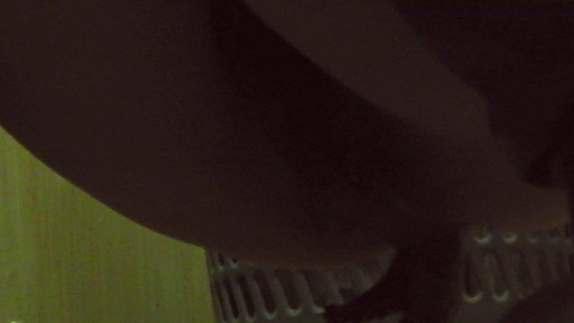阿国ちゃんの「和式洋式七変化」No.1 洗面所   和式で踏ん張り中  50連発 19