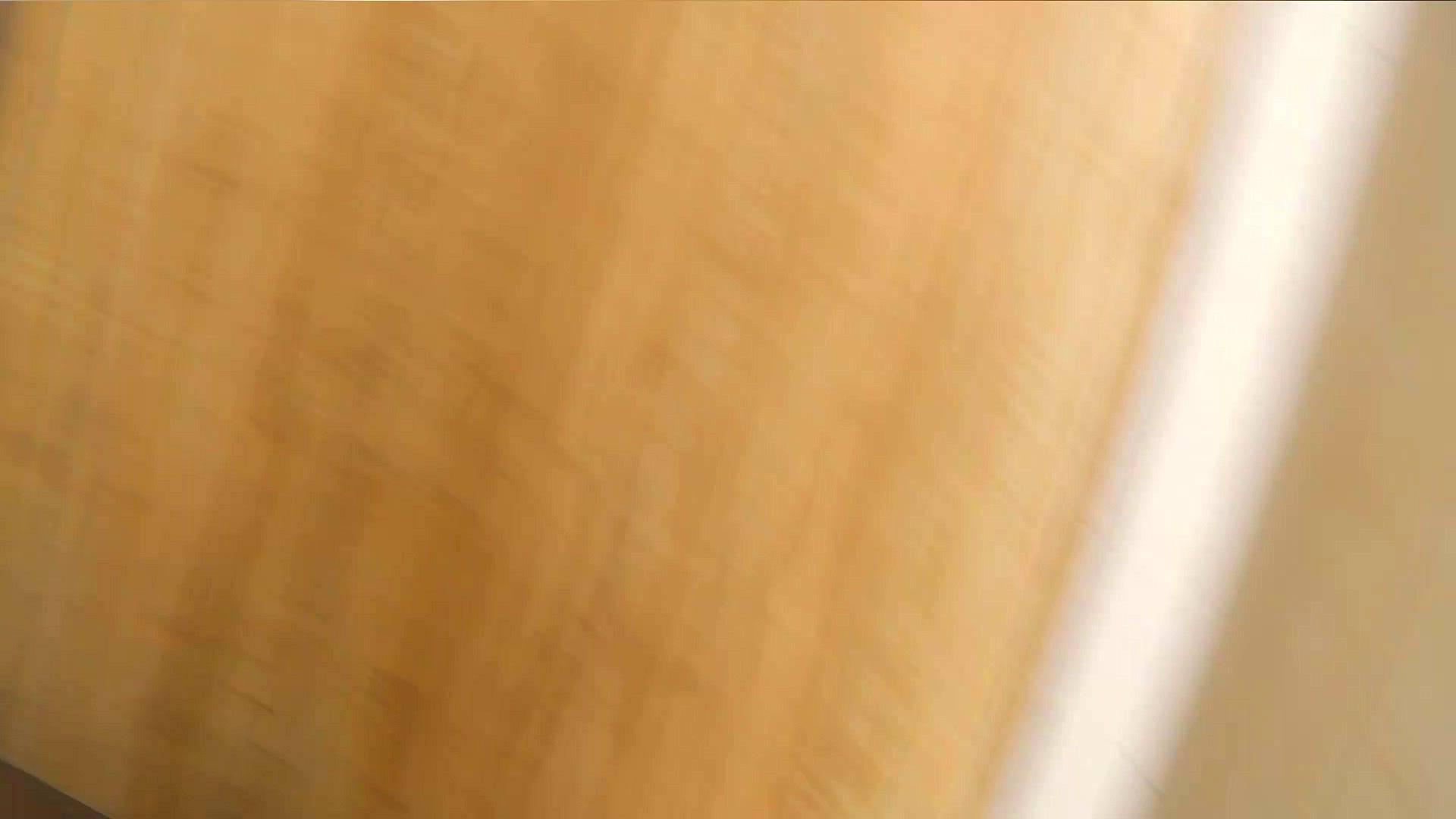 阿国ちゃんの「和式洋式七変化」No.1 洗面所   和式で踏ん張り中  50連発 43