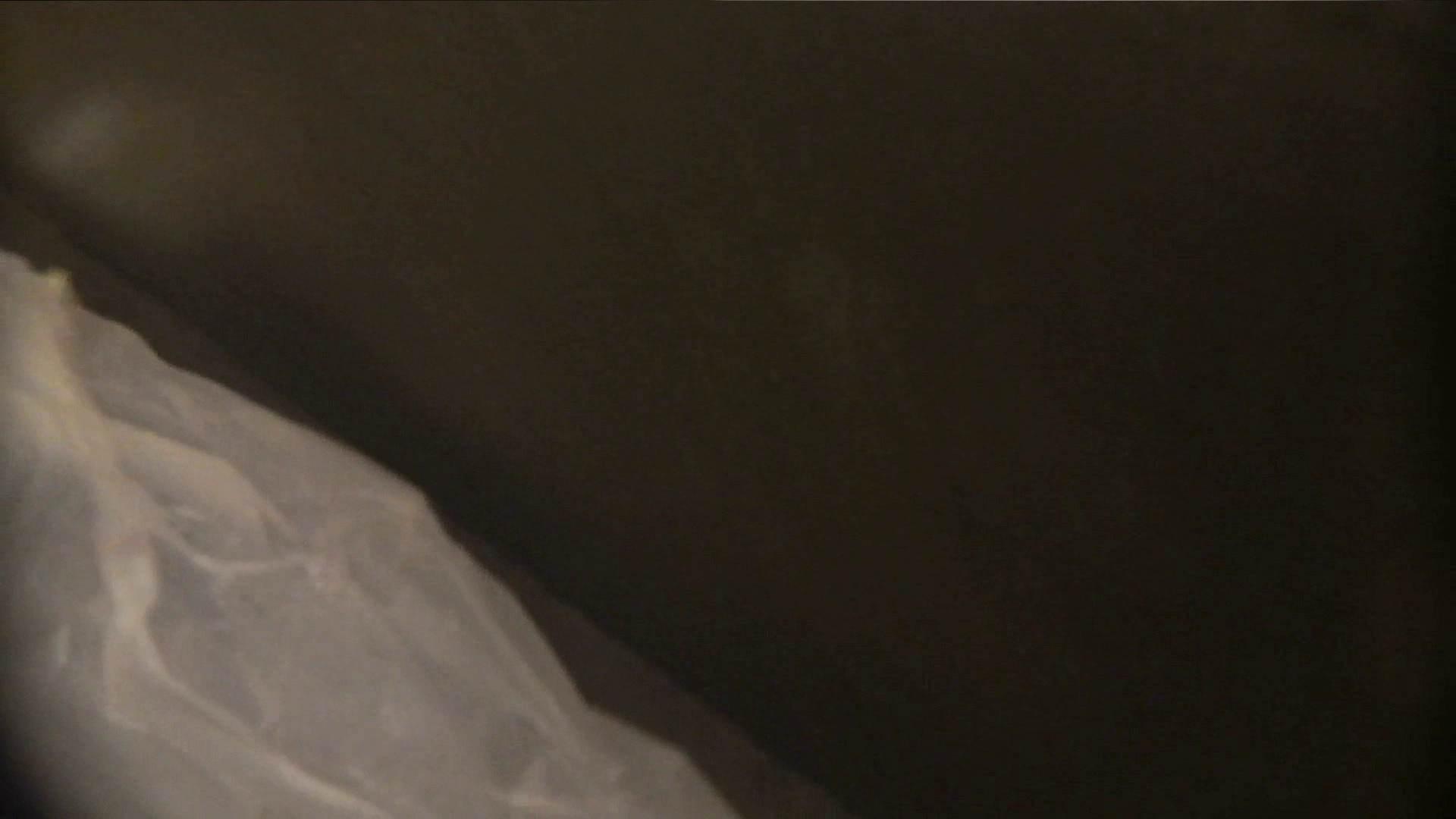 阿国ちゃんの「和式洋式七変化」No.5 和式で踏ん張り中   洗面所  39連発 5