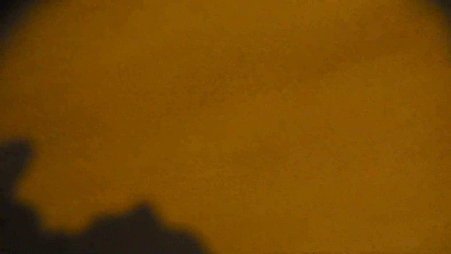 阿国ちゃんの「和式洋式七変化」No.14 洗面所   和式で踏ん張り中  74連発 47