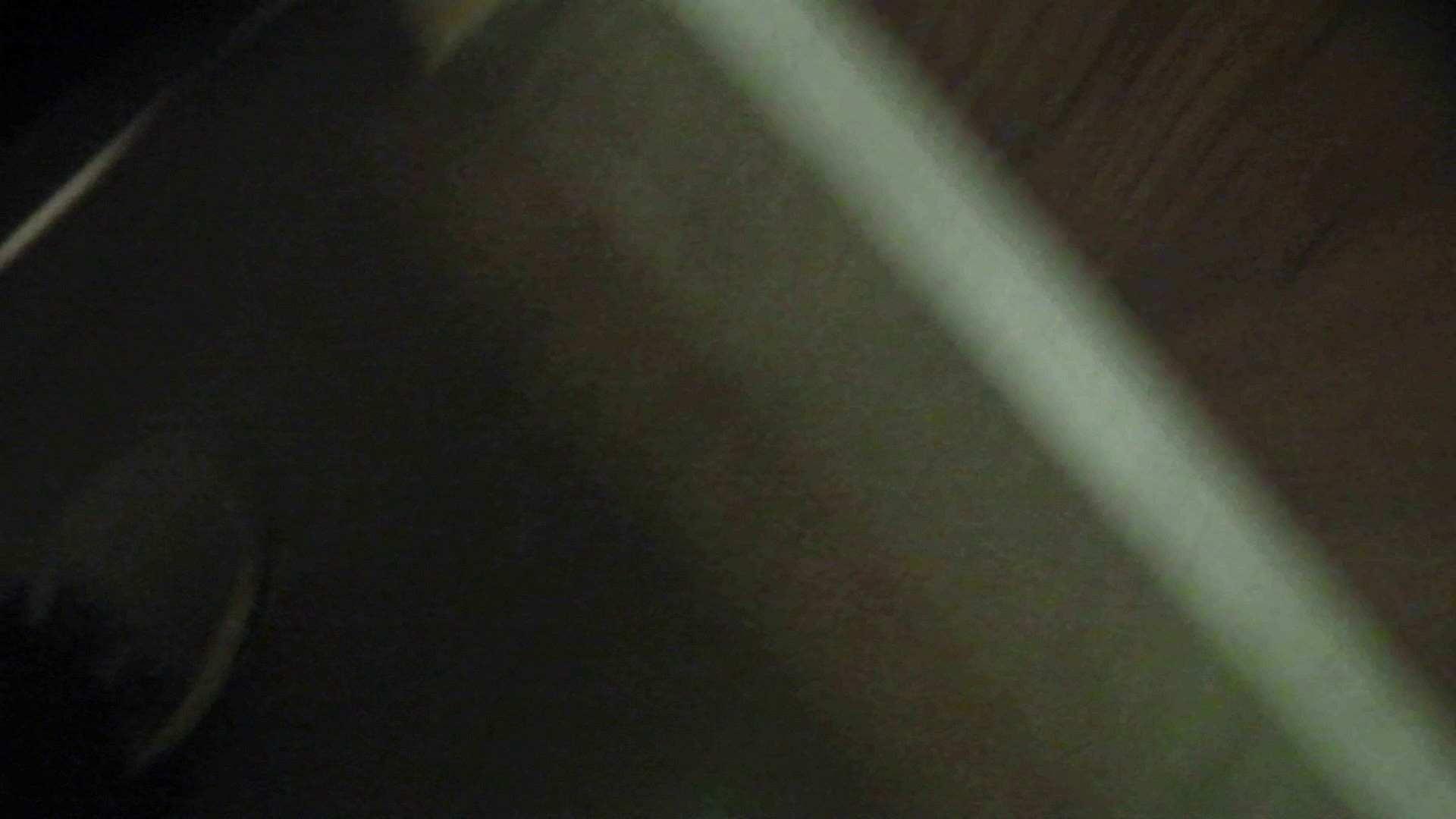 阿国ちゃんの「和式洋式七変化」No.14 洗面所   和式で踏ん張り中  74連発 51