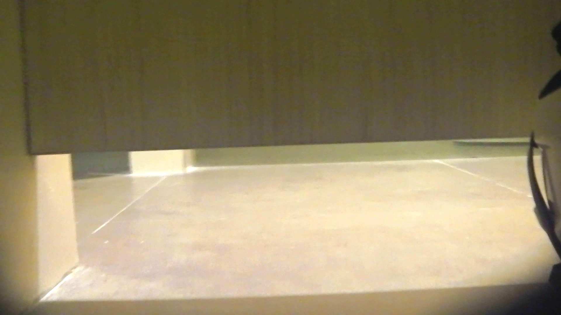 阿国ちゃんの「和式洋式七変化」No.14 洗面所   和式で踏ん張り中  74連発 53