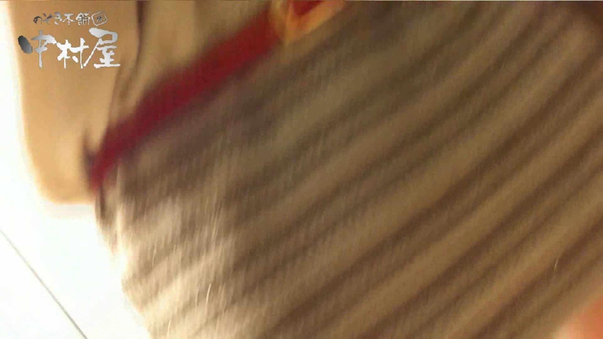 おまんこ丸見え:vol.52 美人アパレル胸チラ&パンチラ おとなしそうな店員の胸元にアタック!:のぞき本舗 中村屋