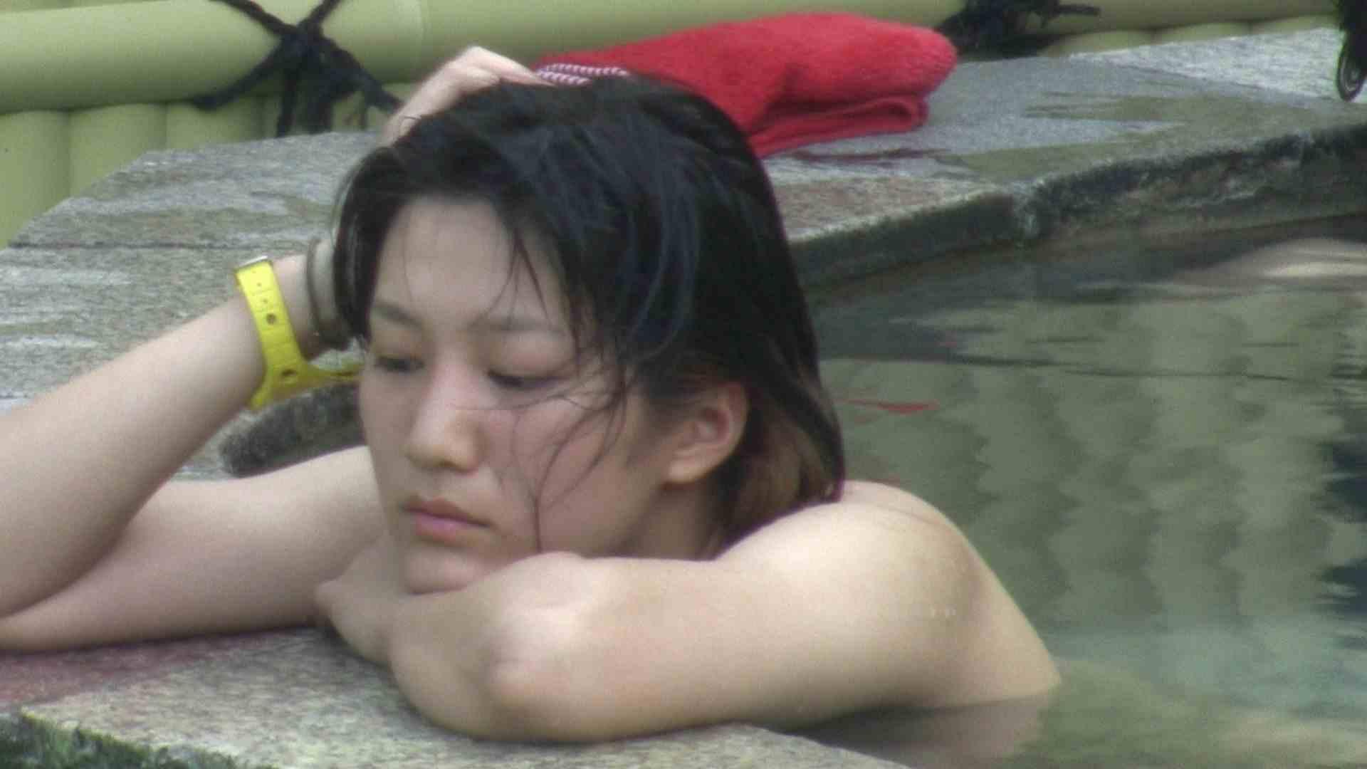 Aquaな露天風呂Vol.132 0  61連発 34