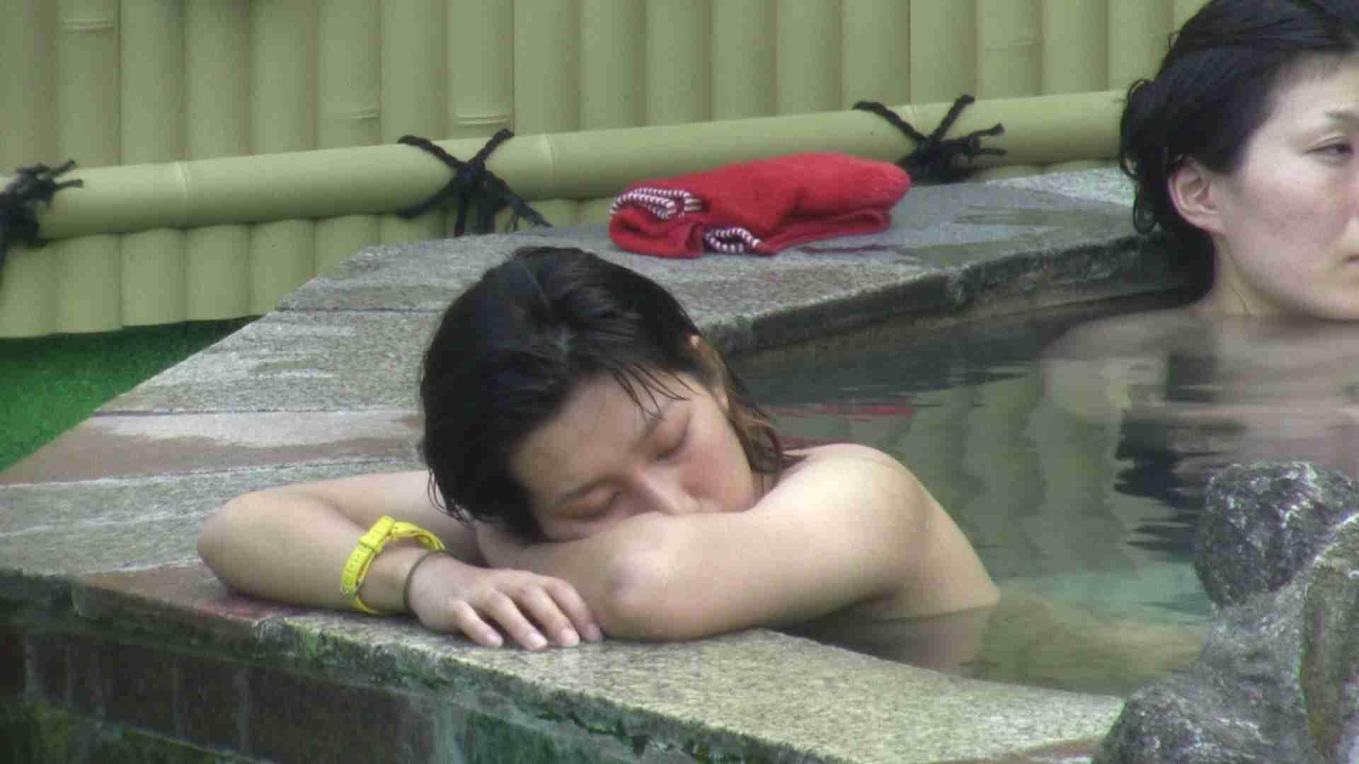 Aquaな露天風呂Vol.132 0  61連発 50