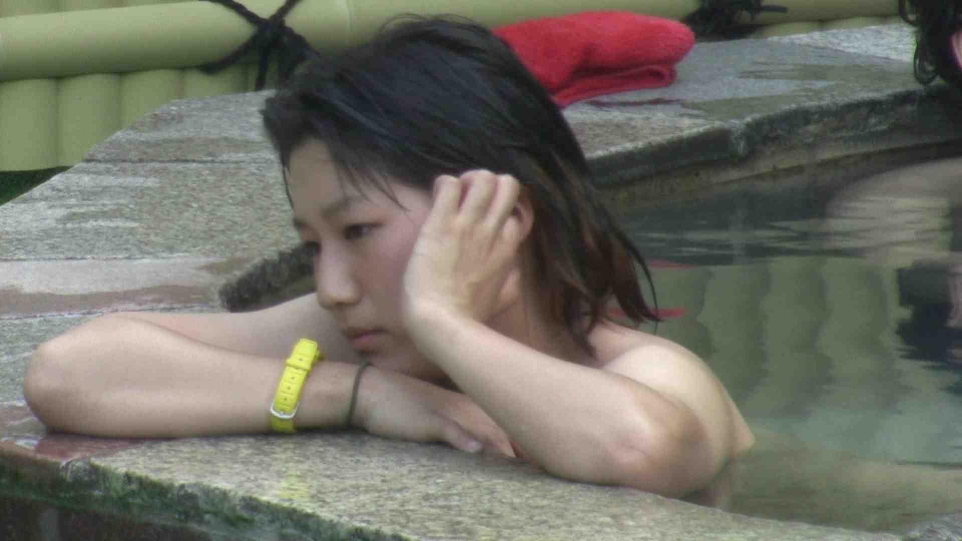 Aquaな露天風呂Vol.132 0  61連発 58