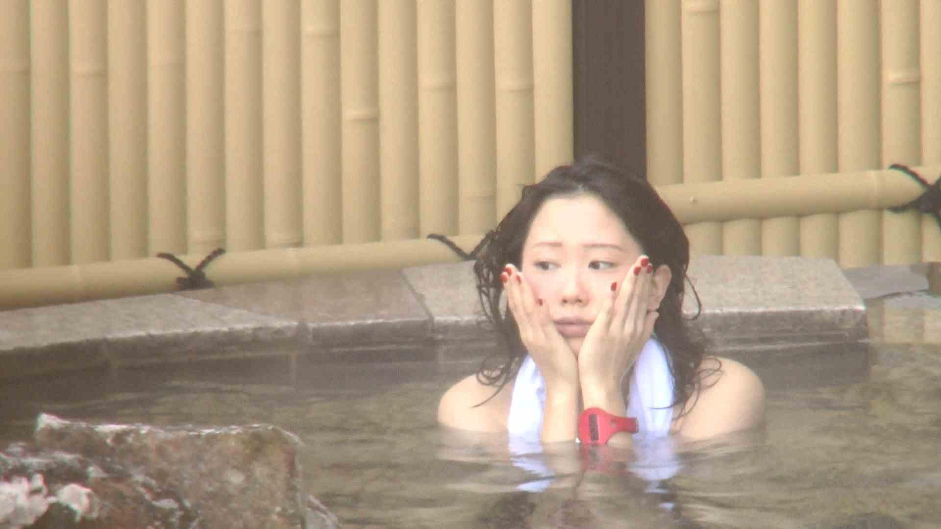 Aquaな露天風呂Vol.211 0   0  16連発 1
