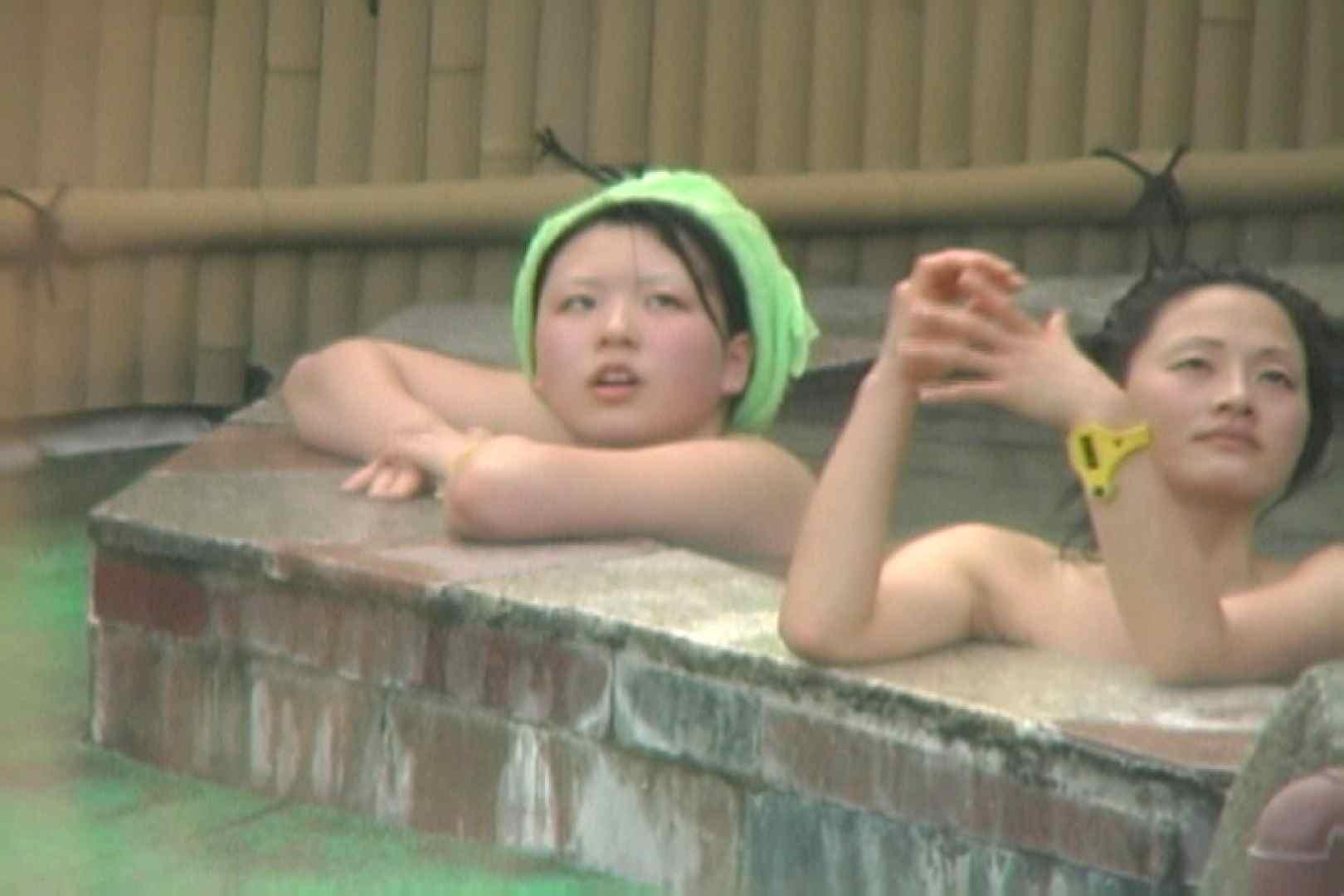 Aquaな露天風呂Vol.563 0  9連発 2