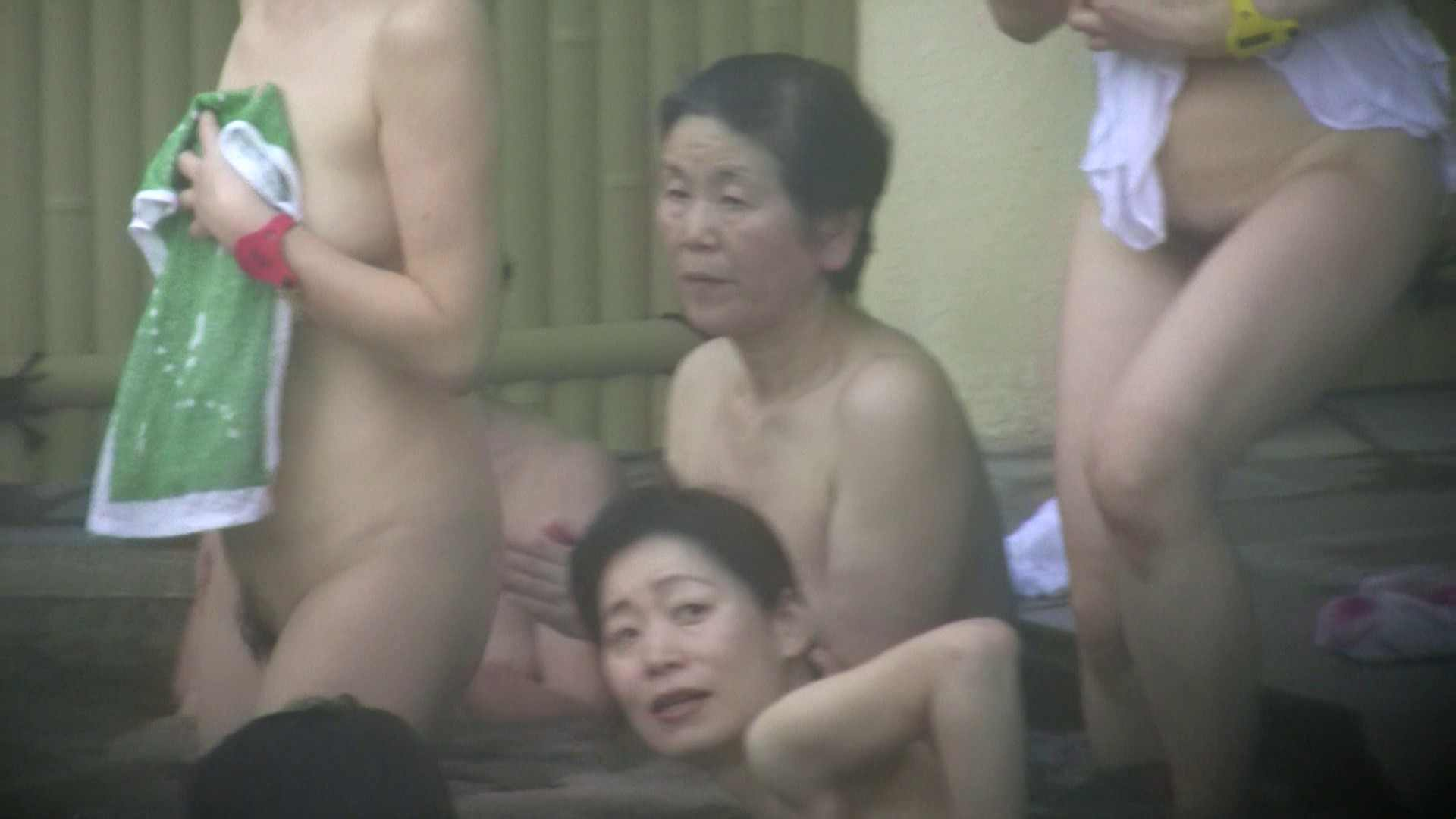 Aquaな露天風呂Vol.584 0  95連発 14