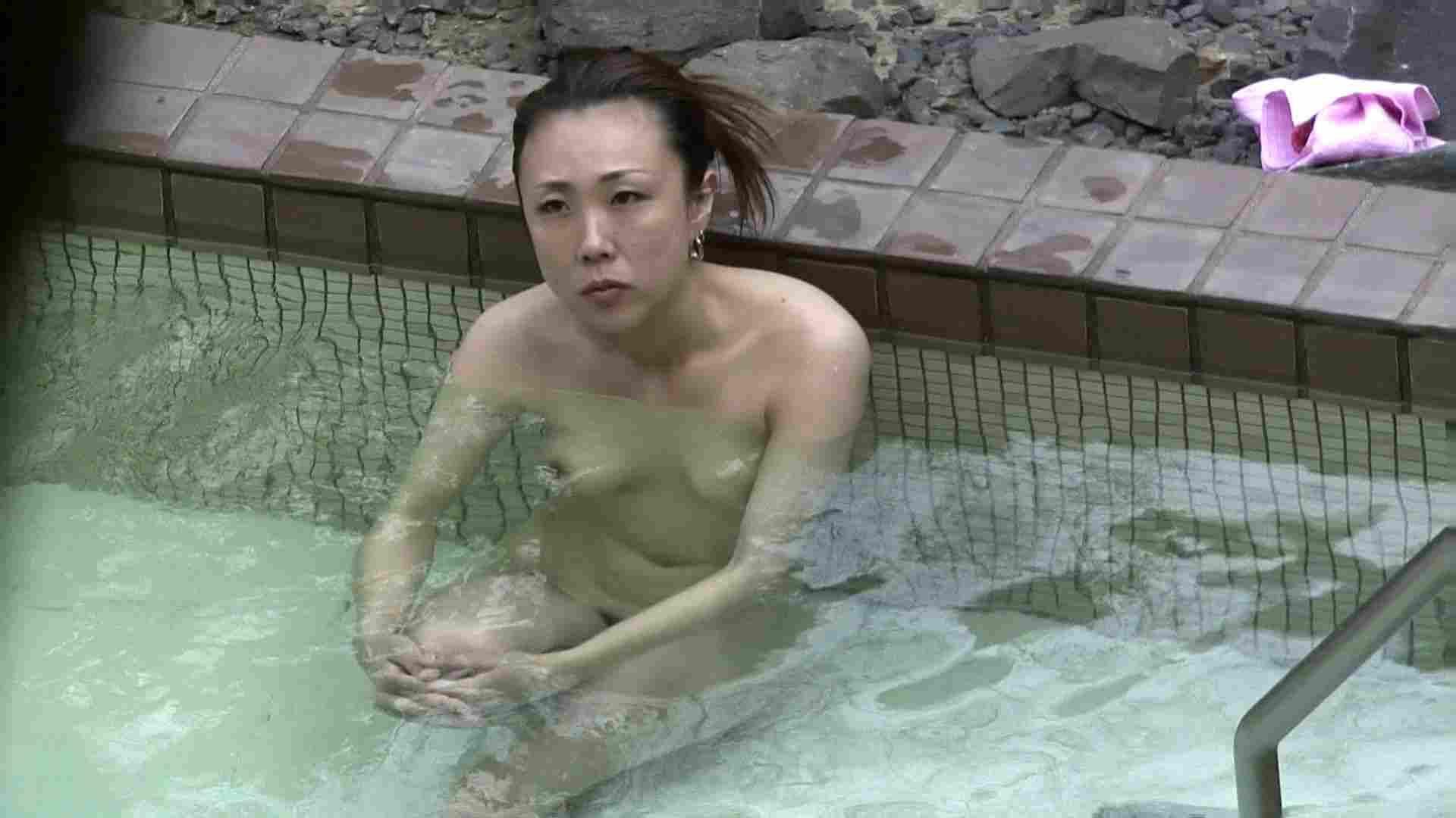 おまんこ丸見え:Aquaな露天風呂Vol.654:のぞき本舗 中村屋