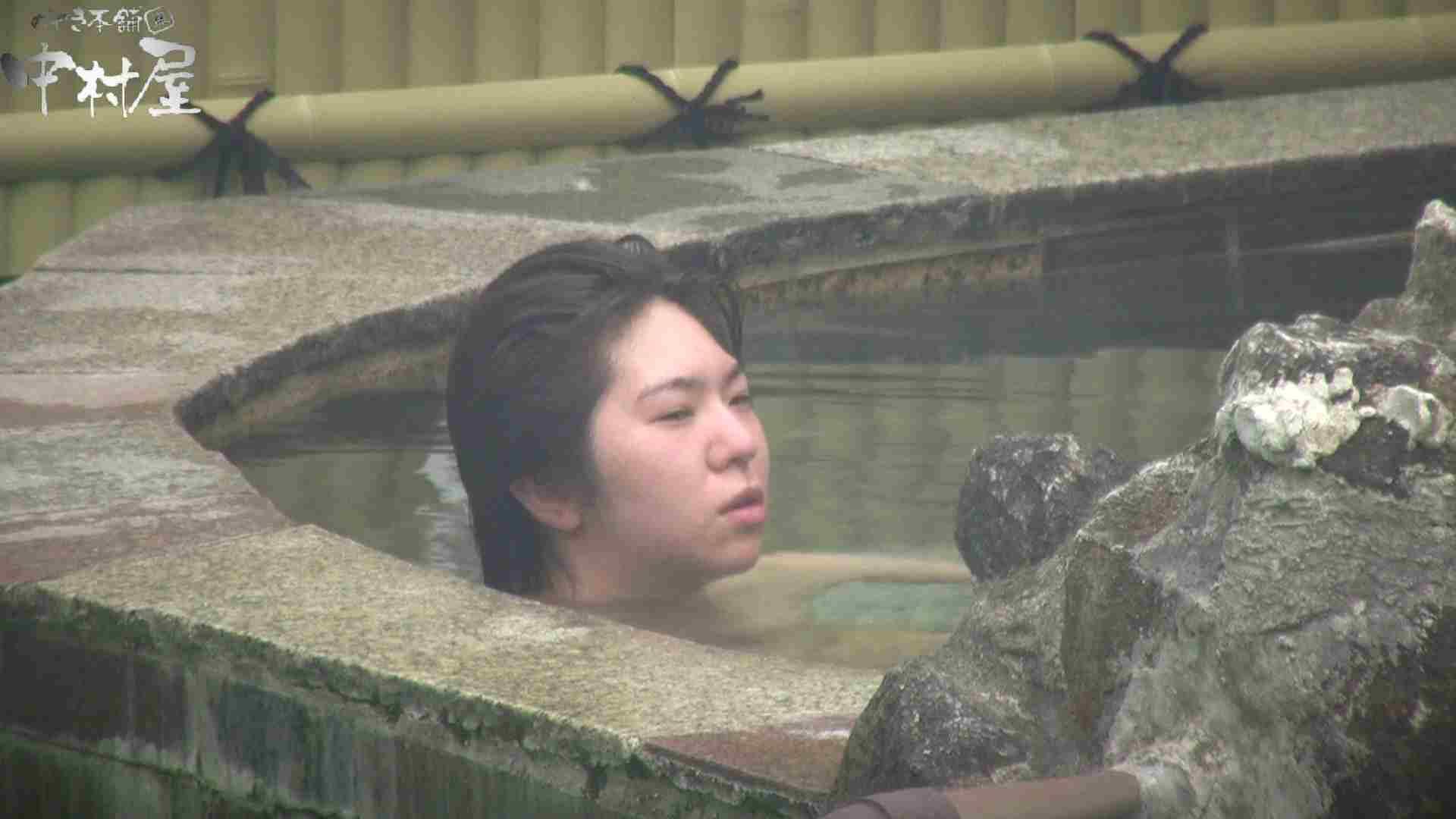 おまんこ丸見え:Aquaな露天風呂Vol.907:のぞき本舗 中村屋